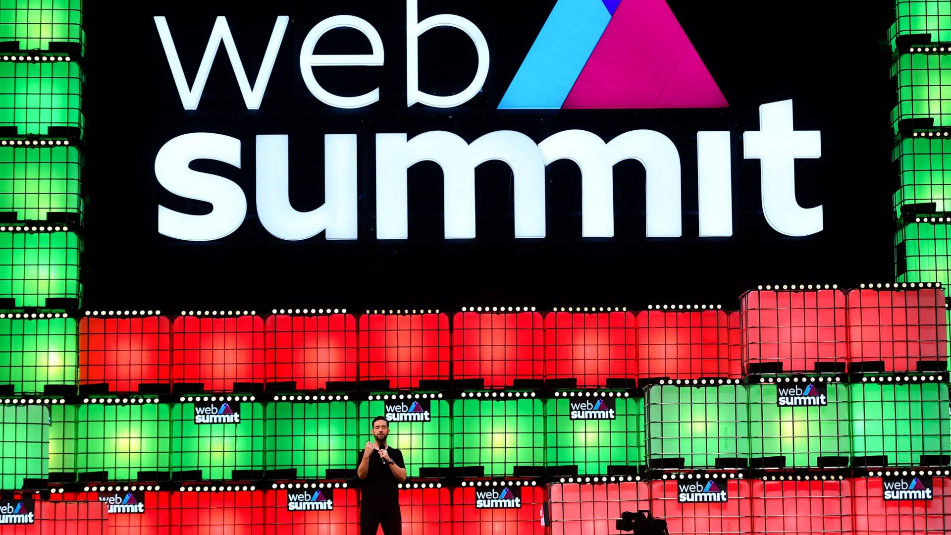 Web Summit 2018 com mais de 69 mil participantes de 159 países