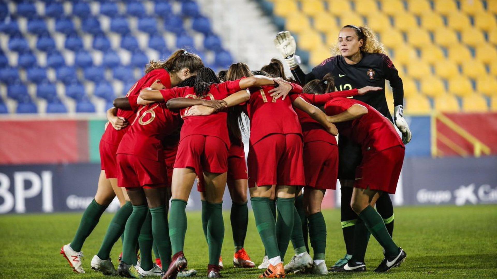 Portugal 'vende' cara a derrota frente à líder do ranking mundial