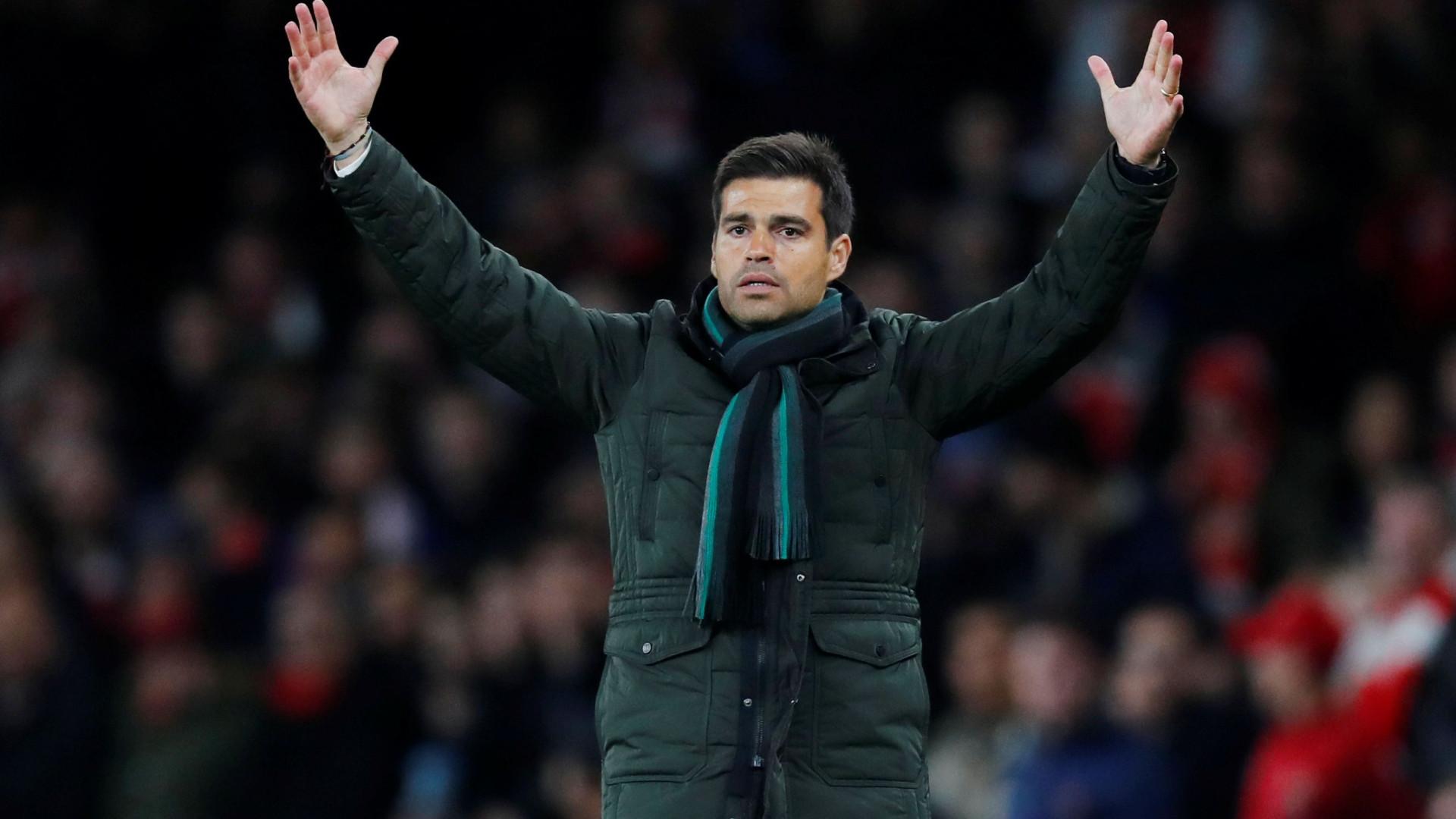 """Tiago Fernandes: """"Arrancar um ponto neste estádio é positivo"""""""