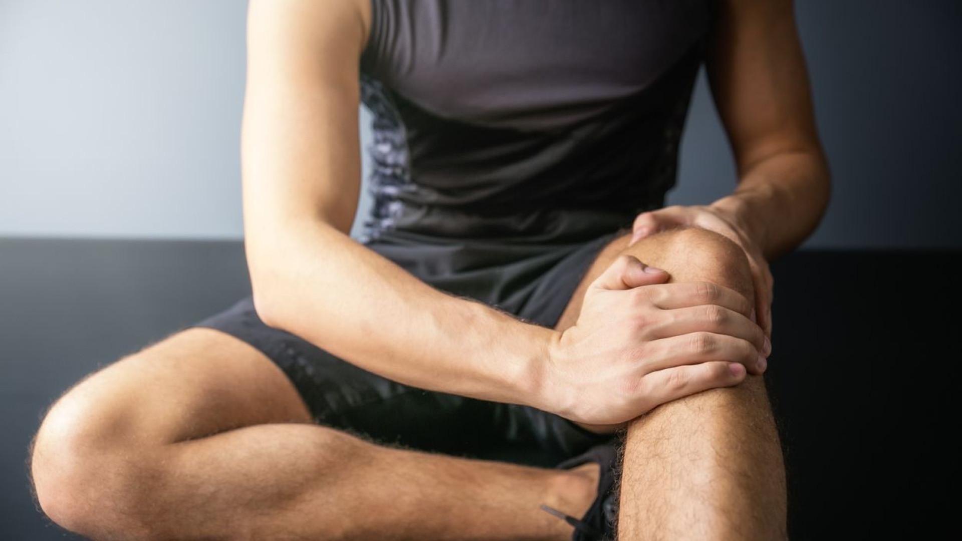 Estudo: 15% a 23% dos jovens atletas podem ter uma 2.ª lesão no joelho