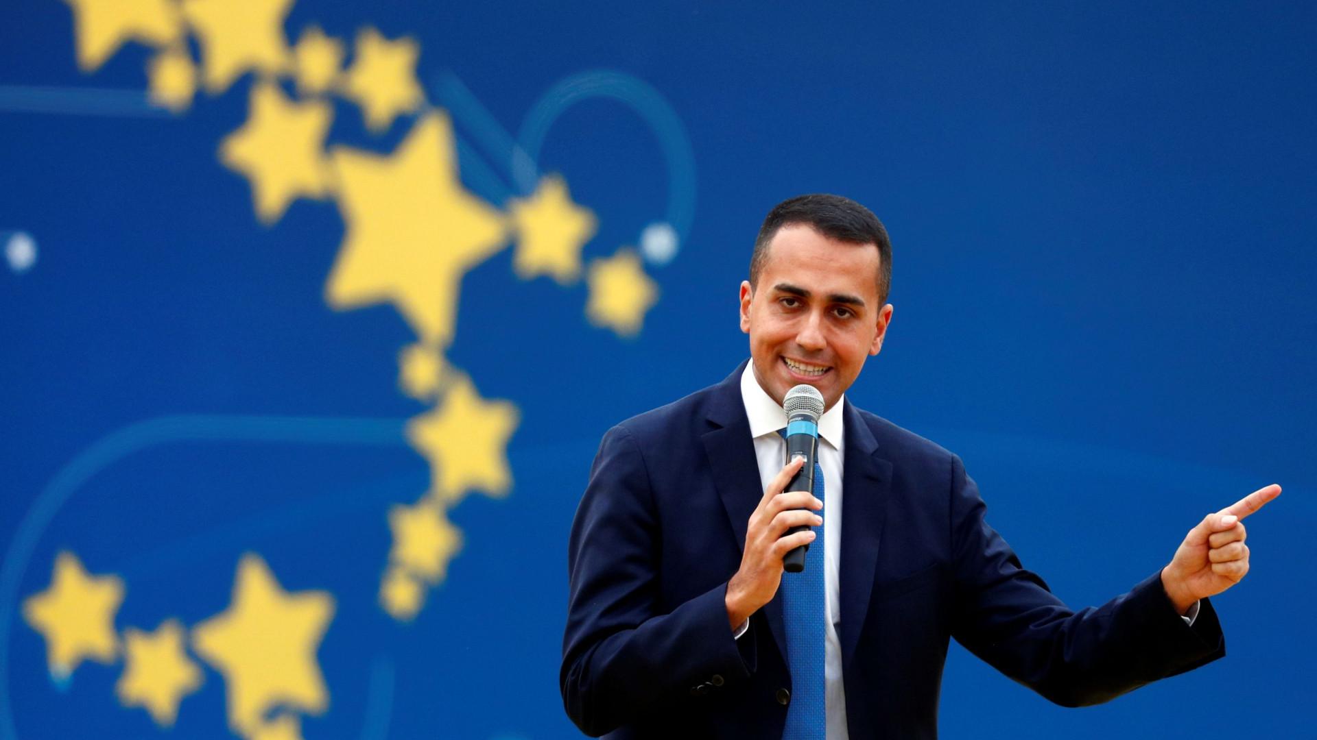 """""""Garanto que a Itália não vai sair da zona euro"""""""