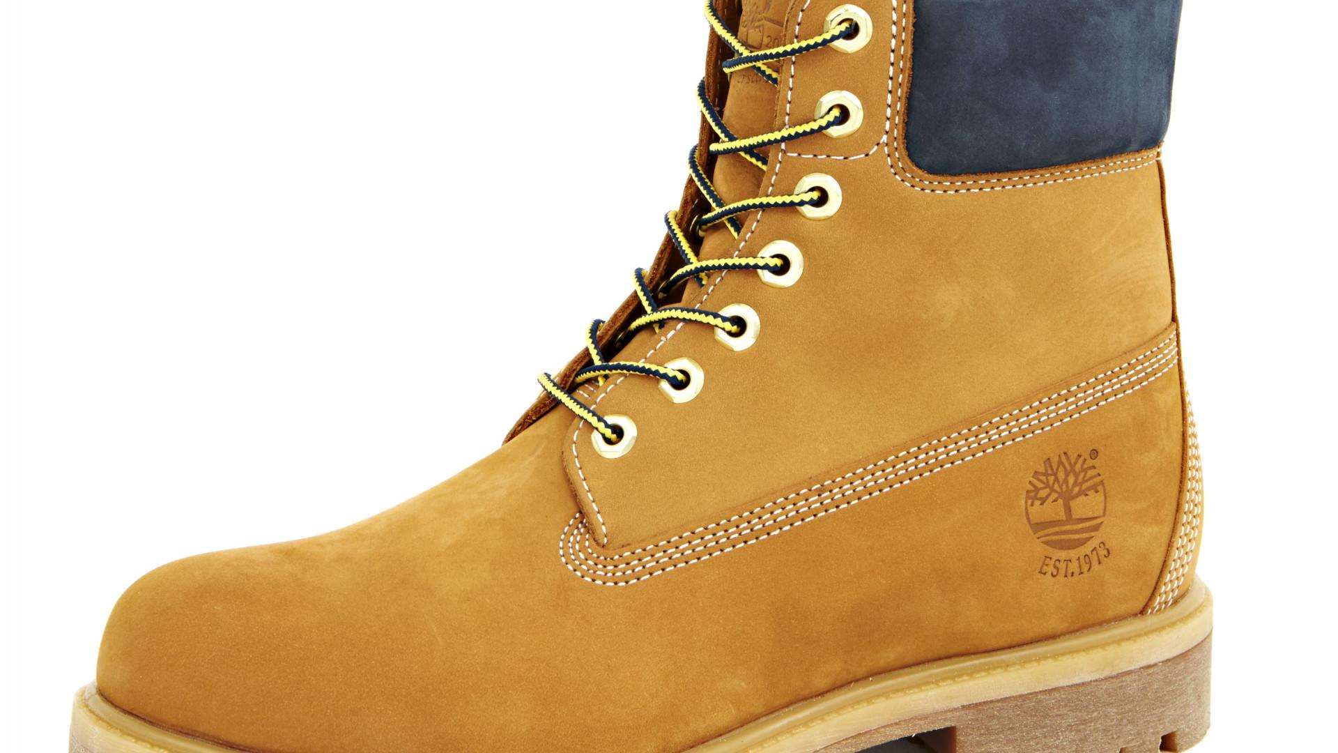 Timberland celebra 45 anos da icónica bota amarela