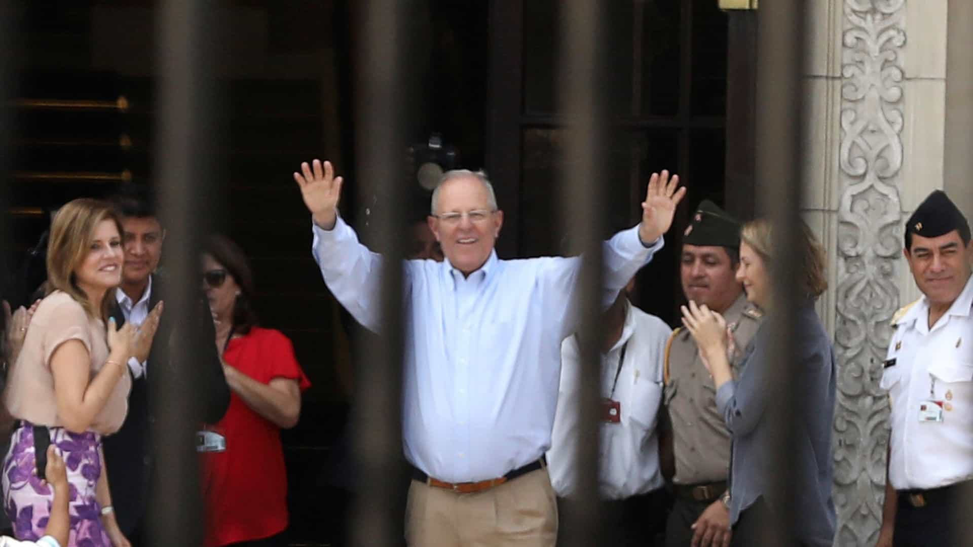 Congresso do Peru recomenda acusação de três ex-presidentes no Lava Jato