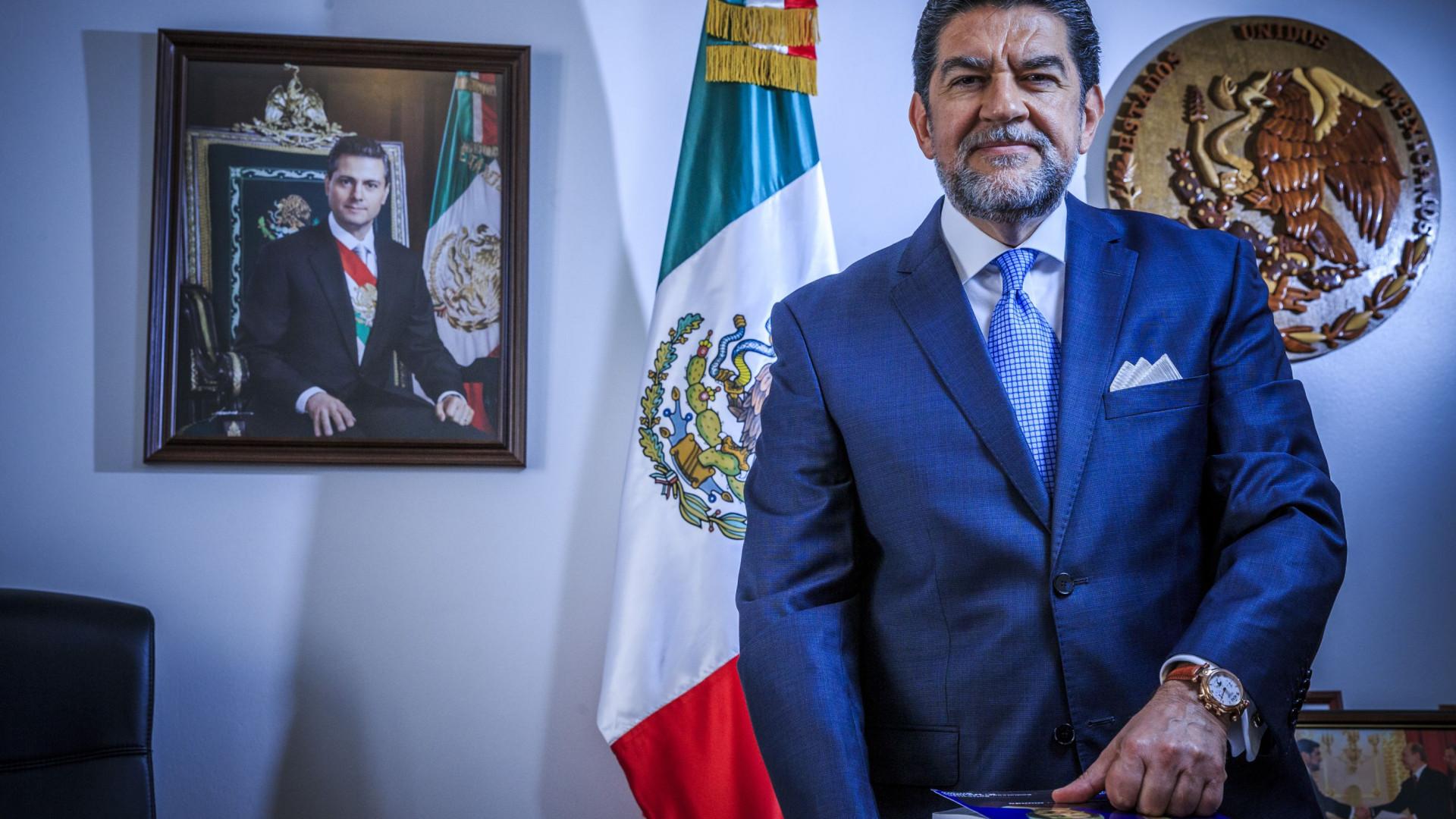 """Portugal e México """"já deveriam ter encontrado caminho que os unisse mais"""""""