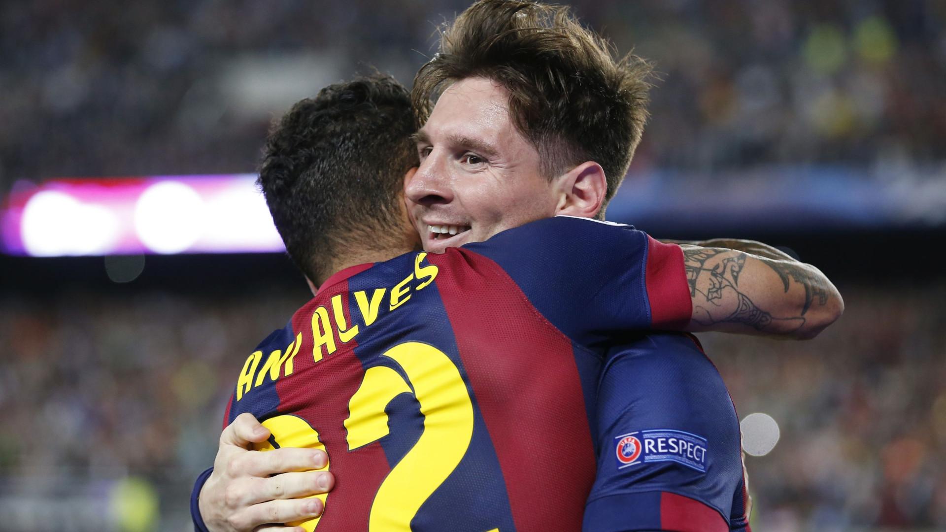 """""""Relação com Messi? Sempre foi muito, muito, muito estranha"""""""
