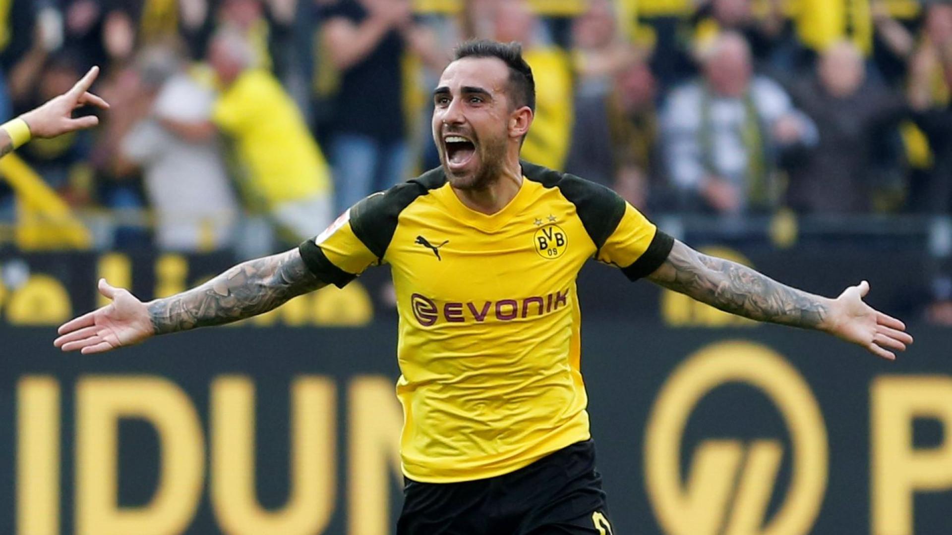 """""""O Dortmund ajudou-me a voltar a ser quem era"""": A confissão de Alcácer"""