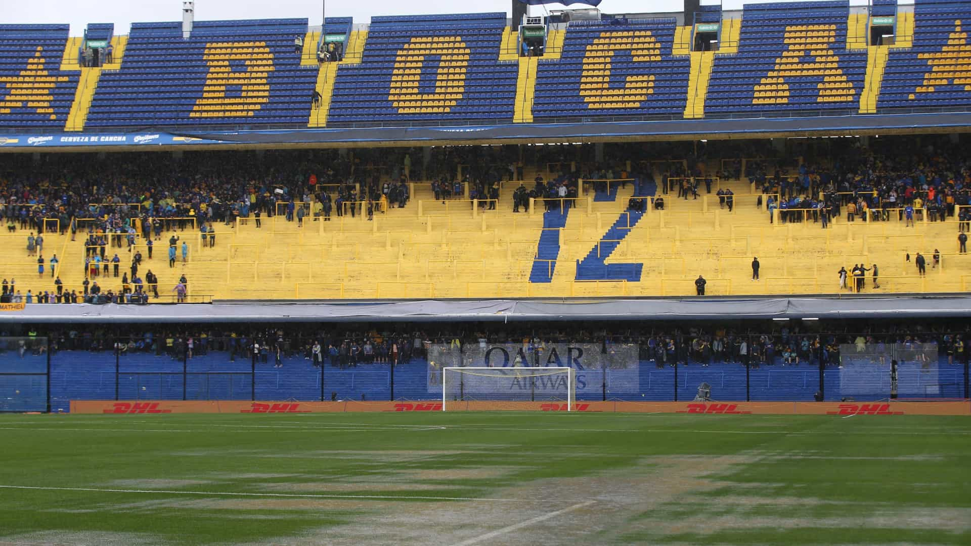 Boca Juniors-River Plate: Final da Copa Libertadores foi suspensa