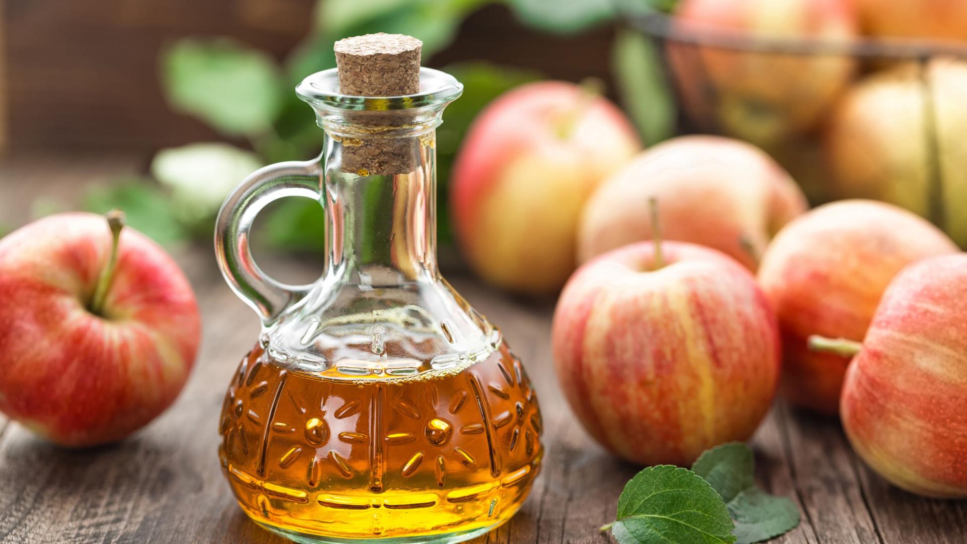 Emagreça já: Beba esta quantidade de vinagre de cidra diariamente