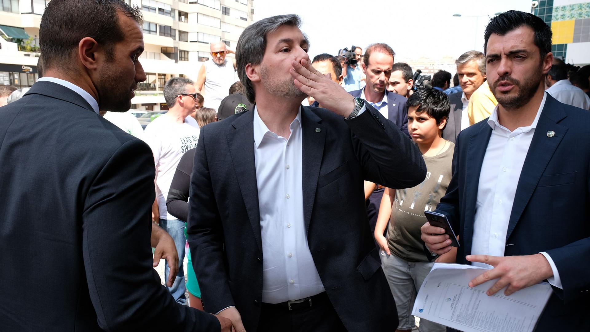 Bruno de Carvalho acusado de ser coautor do ataque a Alcochete, diz a RTP