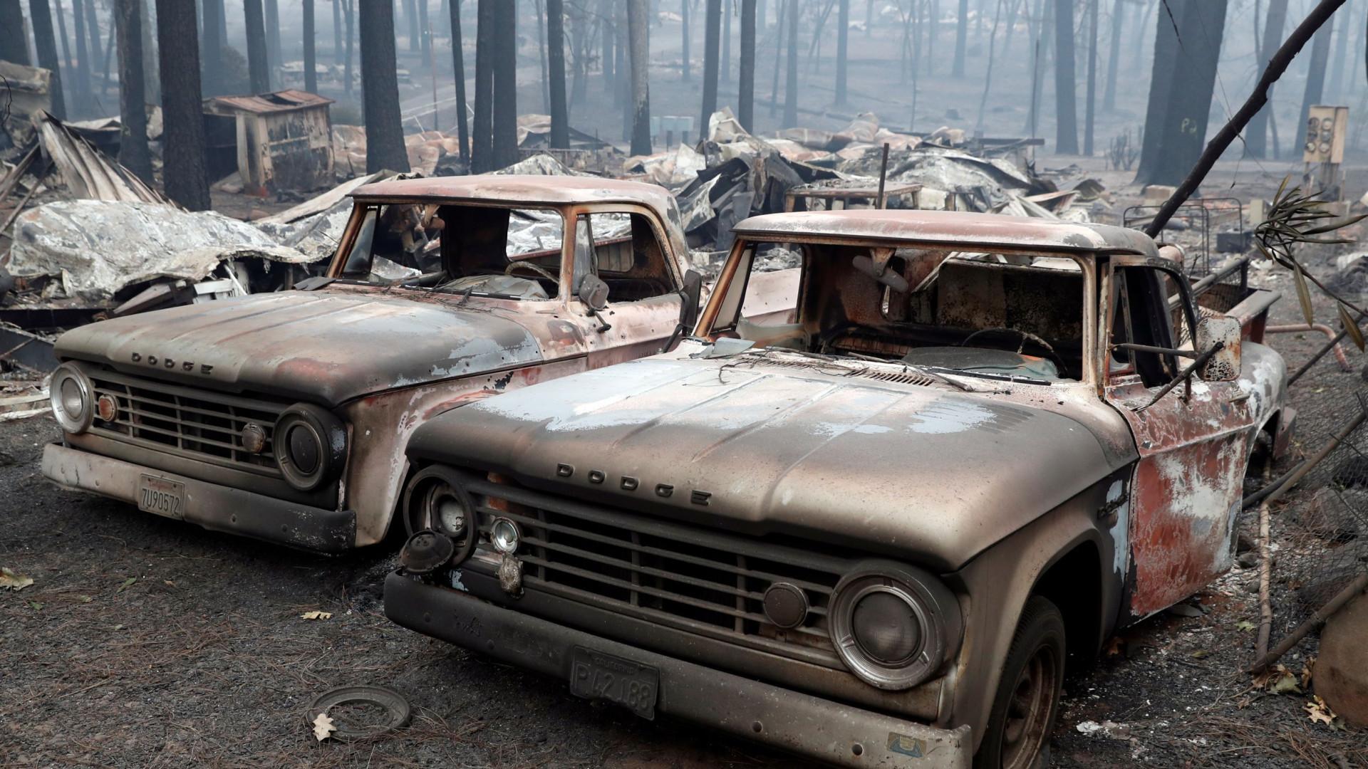 Incêndio na Califórnia causa 56 mortos