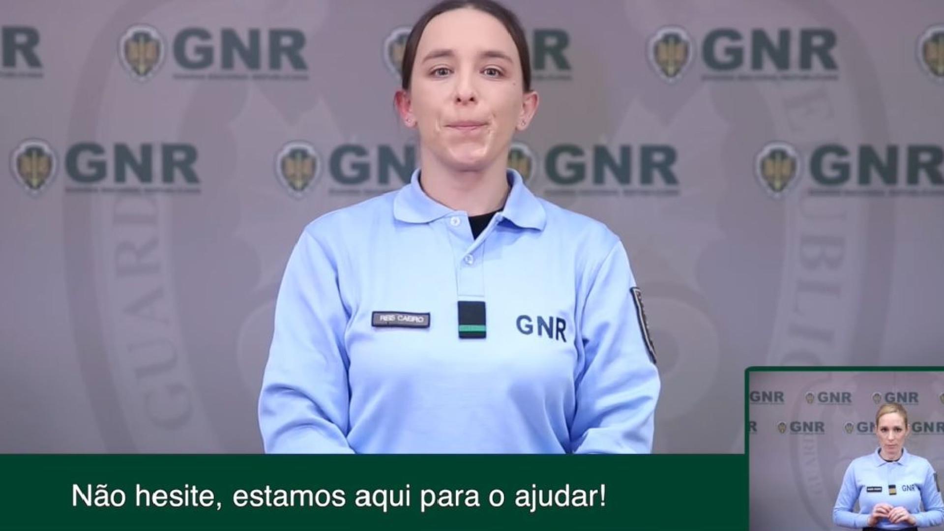 GNR lança serviço de emergência para as pessoas surdas