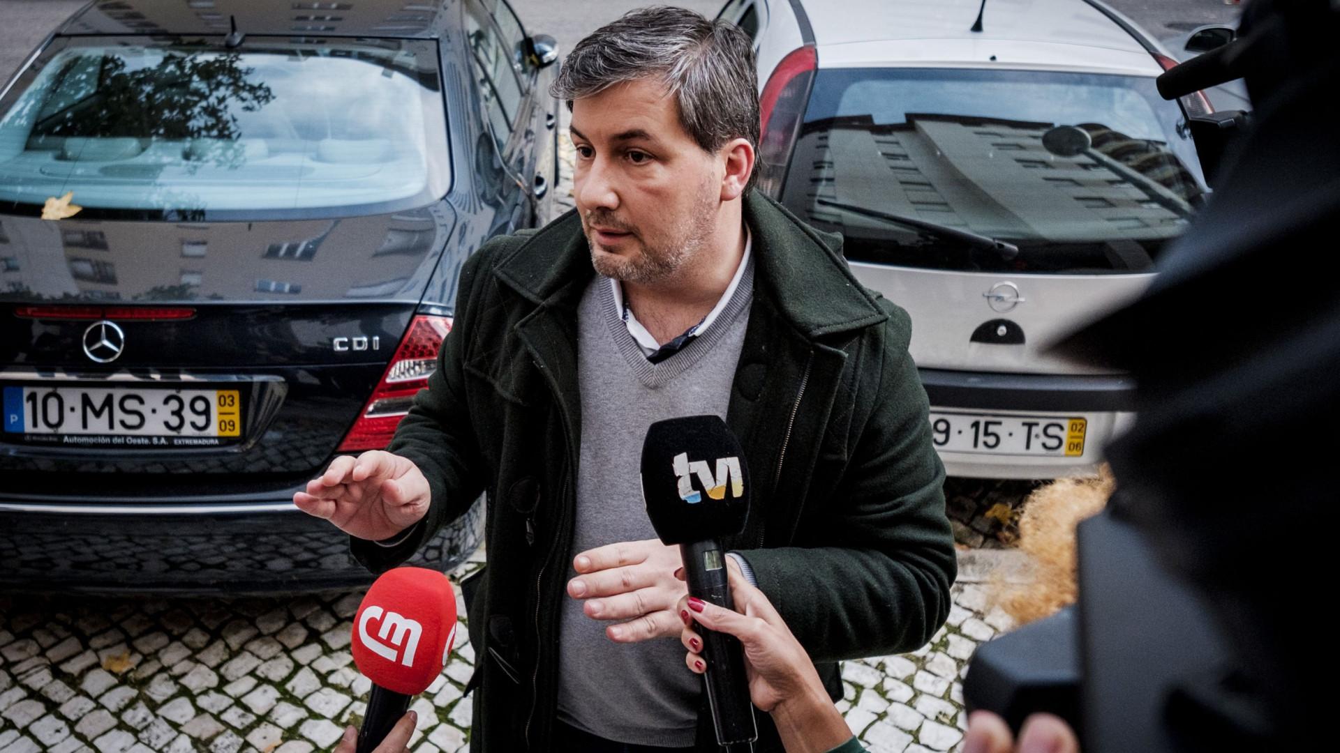 """Bruno de Carvalho saiu em liberdade, mas está """"diferente"""". Bom ou mau?"""