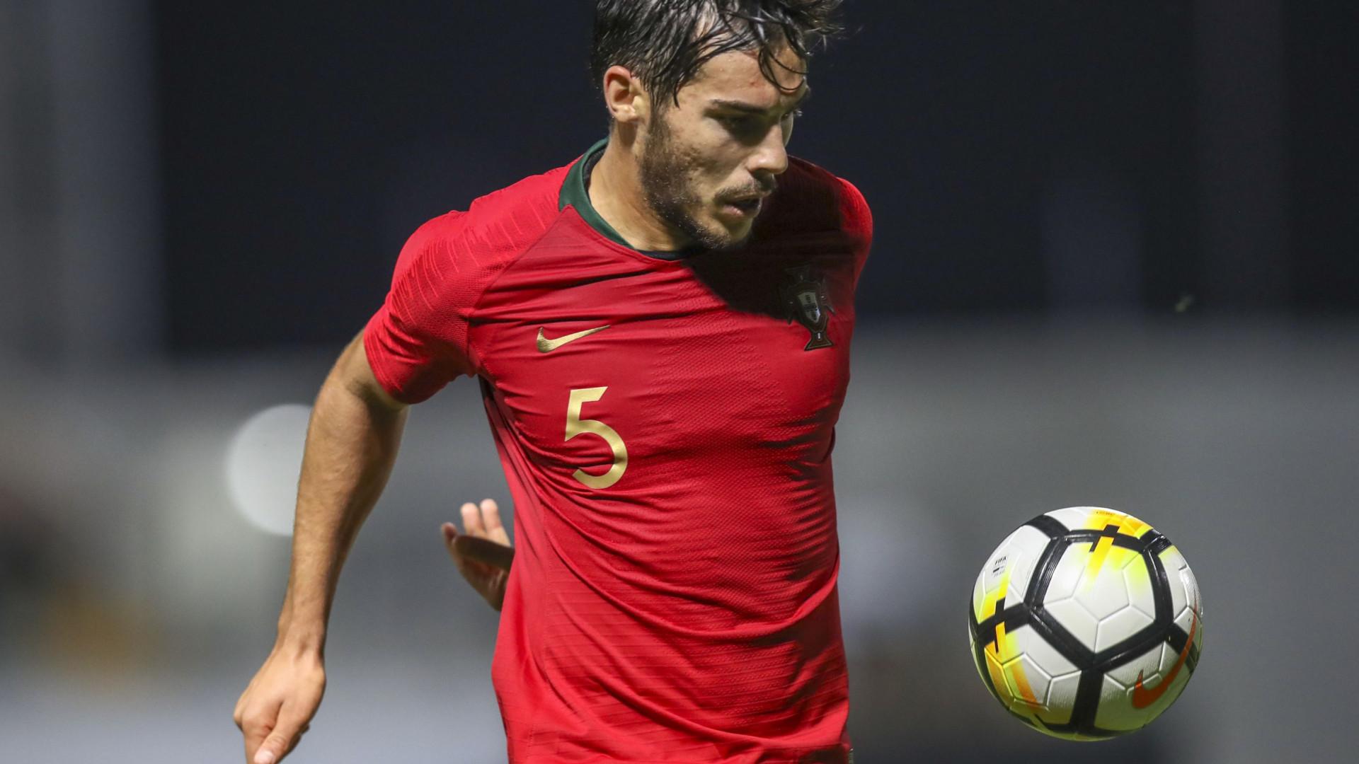 Yuri Ribeiro regressou lesionado da seleção e junta-se ao boletim clínico 84b8c0b6f085f