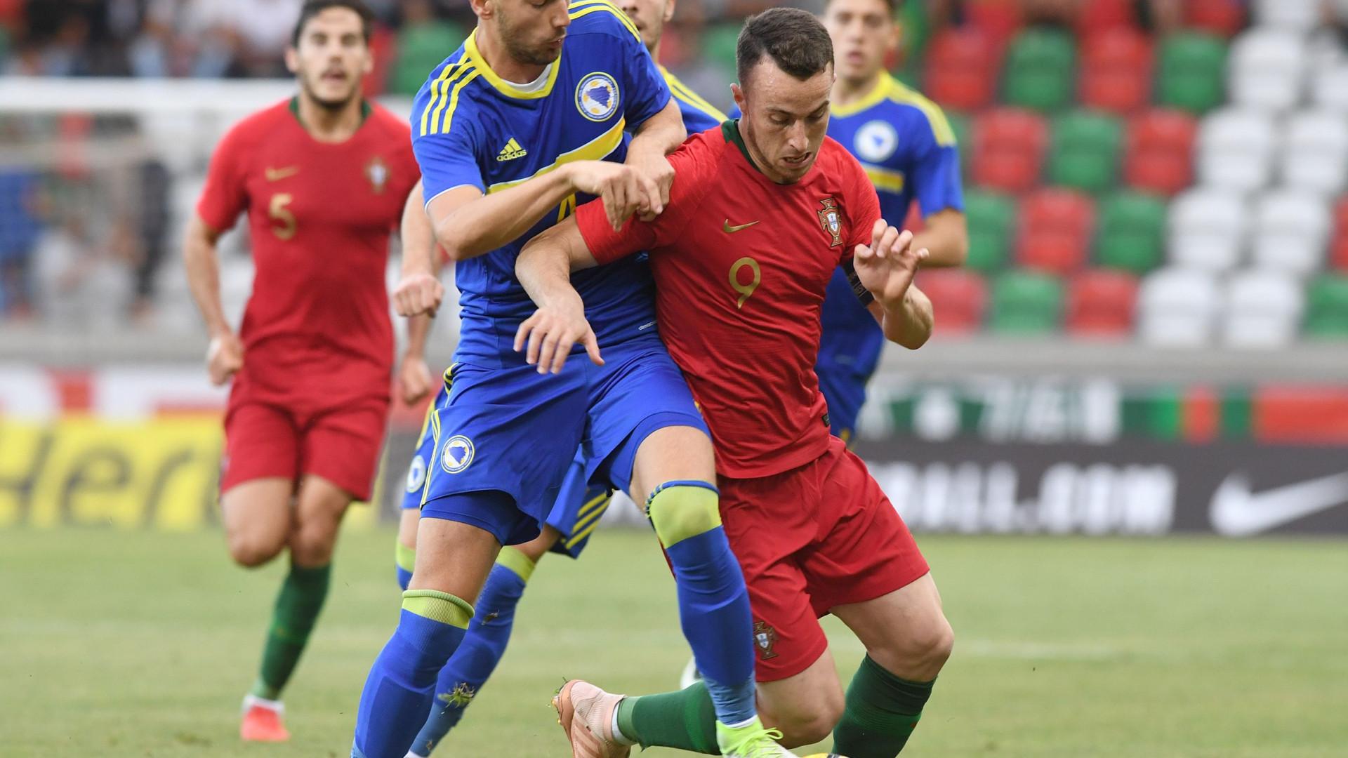 Seleção Nacional a um empate da fase final do Europeu 5ce65b578b38b