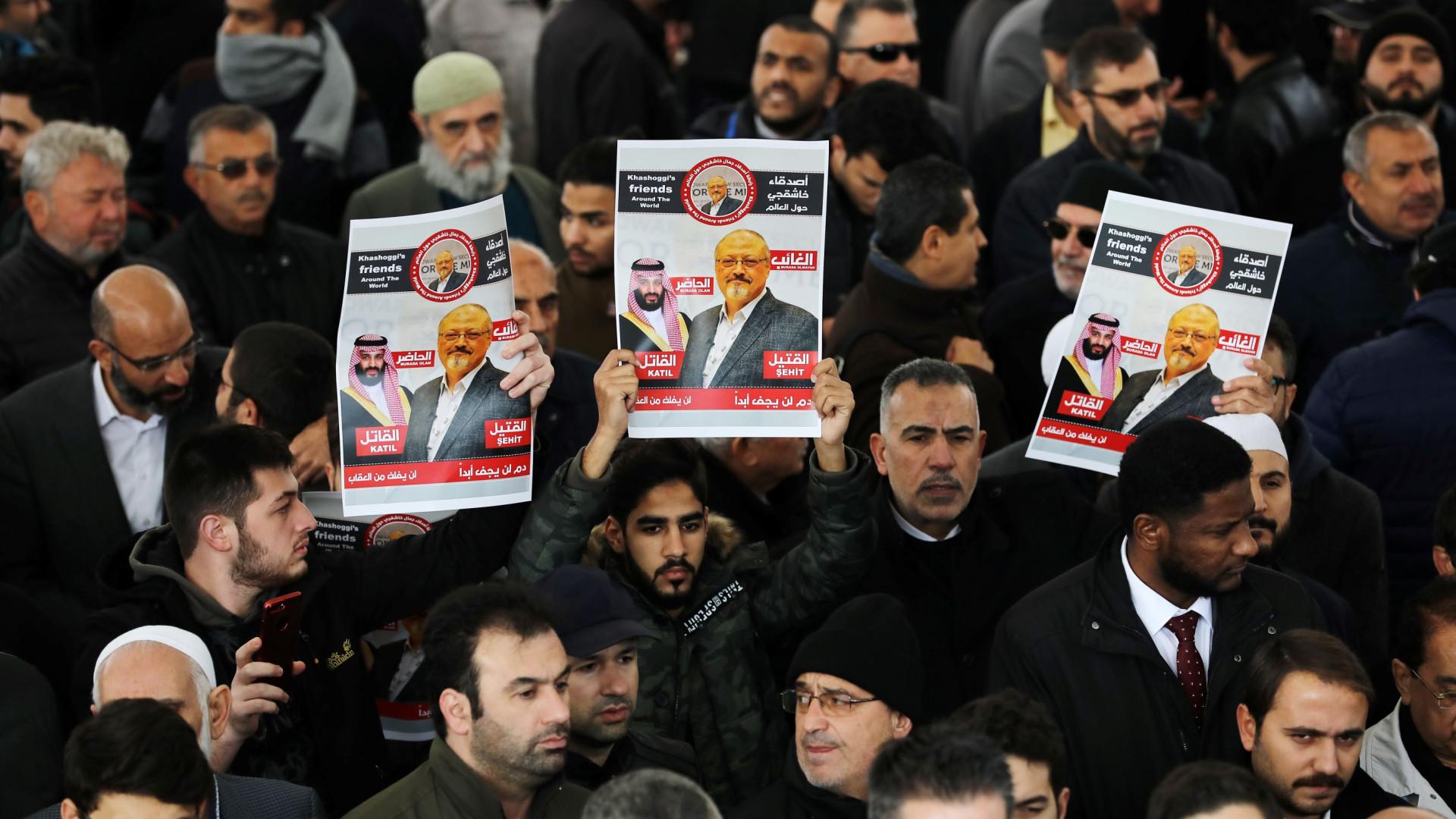 """Khashoggi: Washington não tem """"conclusão definitiva"""" sobre assassinato"""