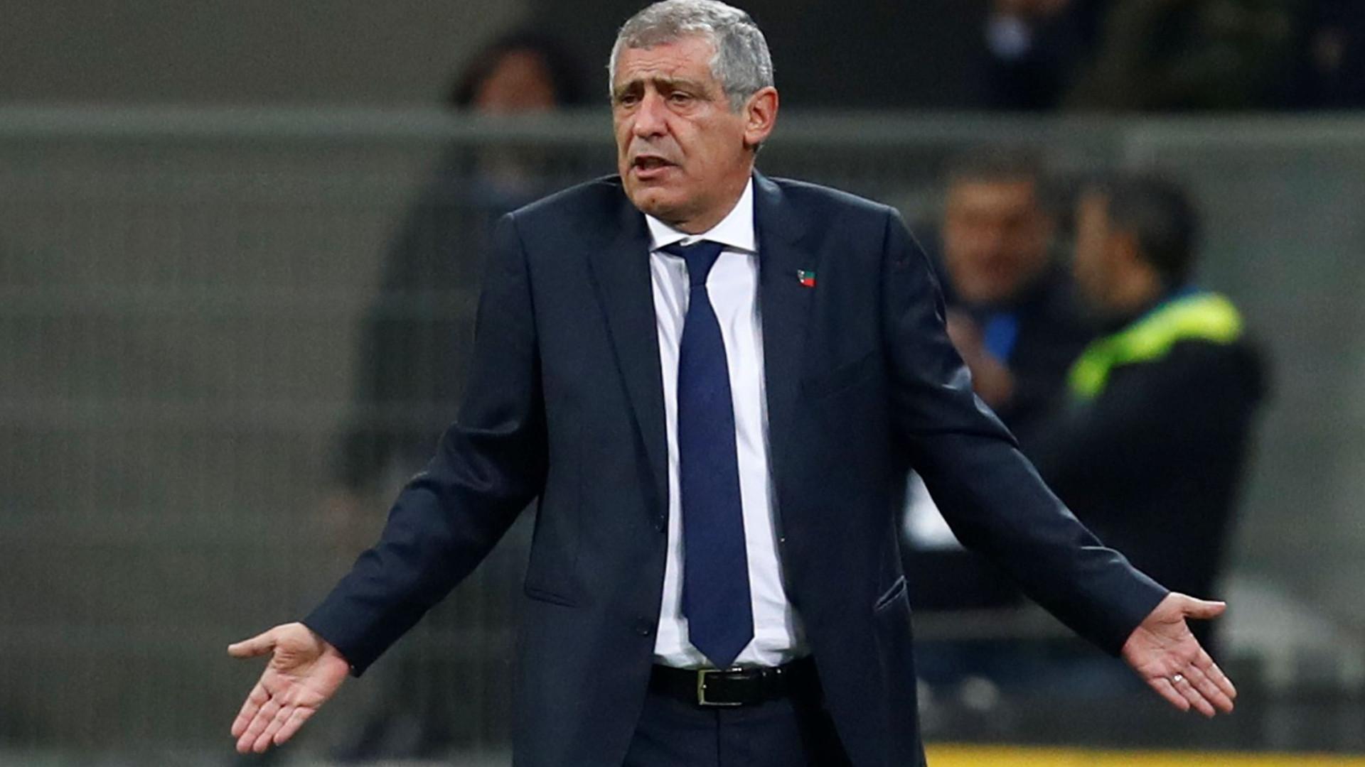 """""""O resultado é justo a partir do momento em que Portugal foi melhor"""""""