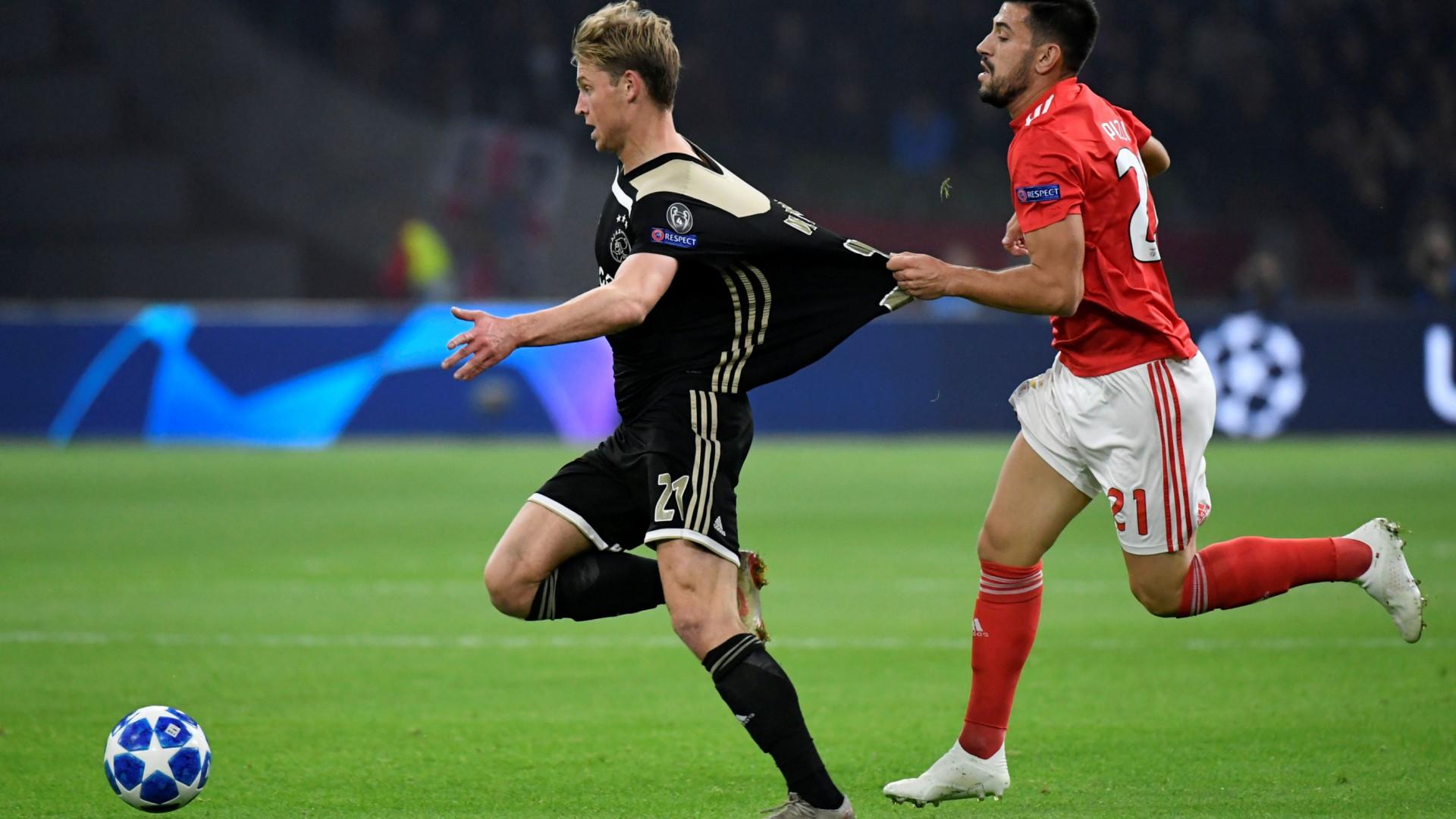 Barcelona? Afinal, De Jong será jogador do Paris Saint-Germain