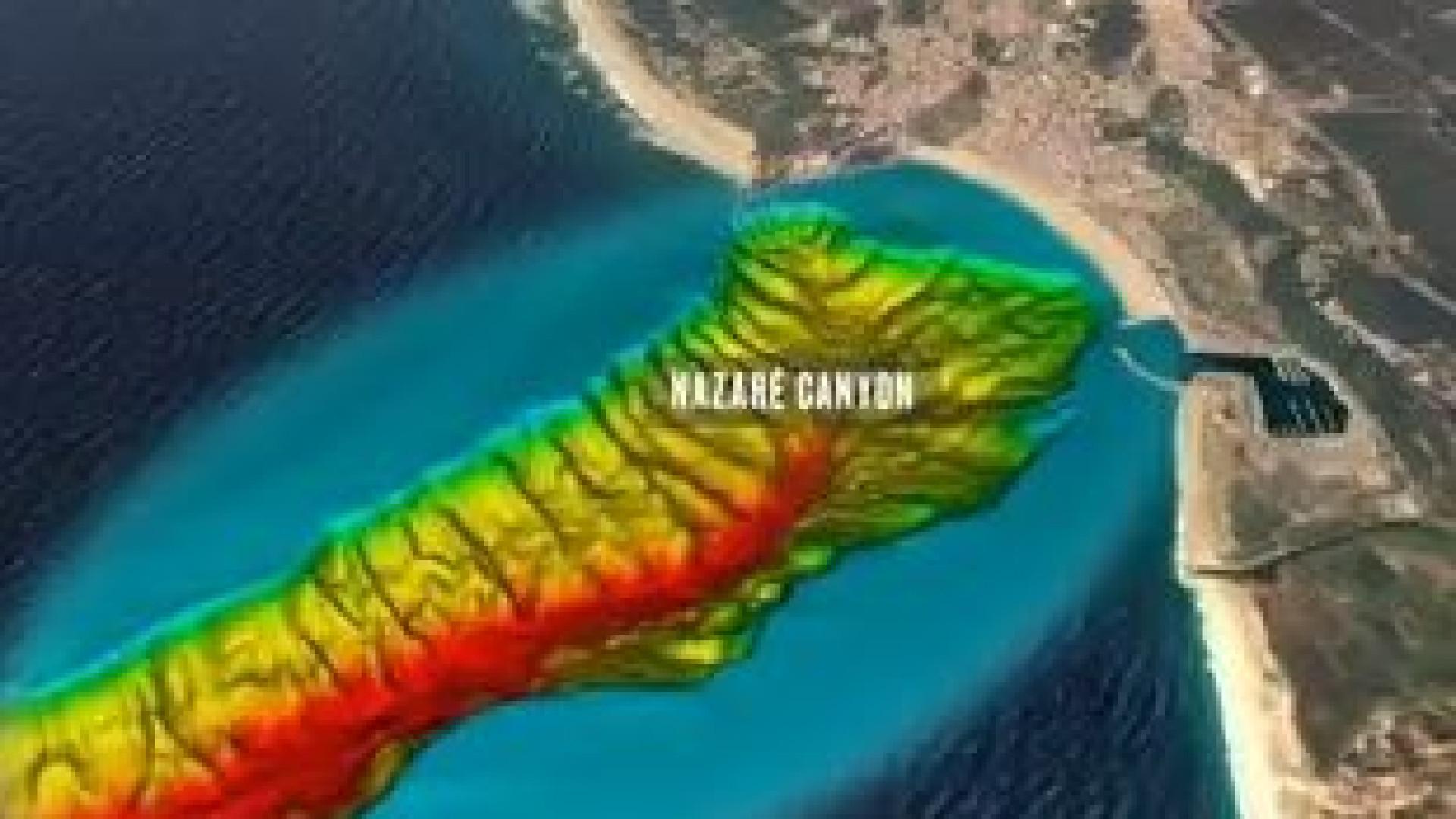 Sabe como 'nascem' as ondas gigantes da Nazaré? World Surf League explica