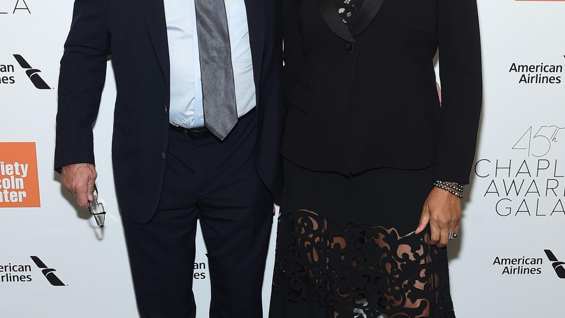 Robert De Niro e Grace Hightower separados
