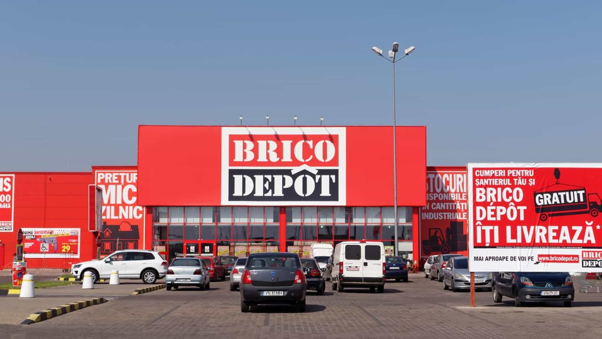 Brico Depôt vai sair de Portugal. Tem lojas em Loures, Gaia e Sintra