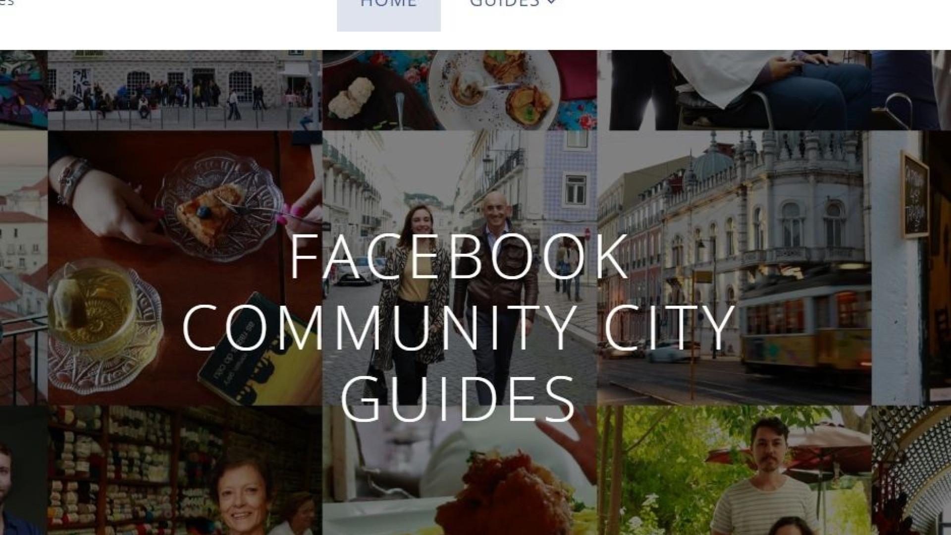 Lisboa é a primeira capital no mundo com guia criado a partir do Facebook