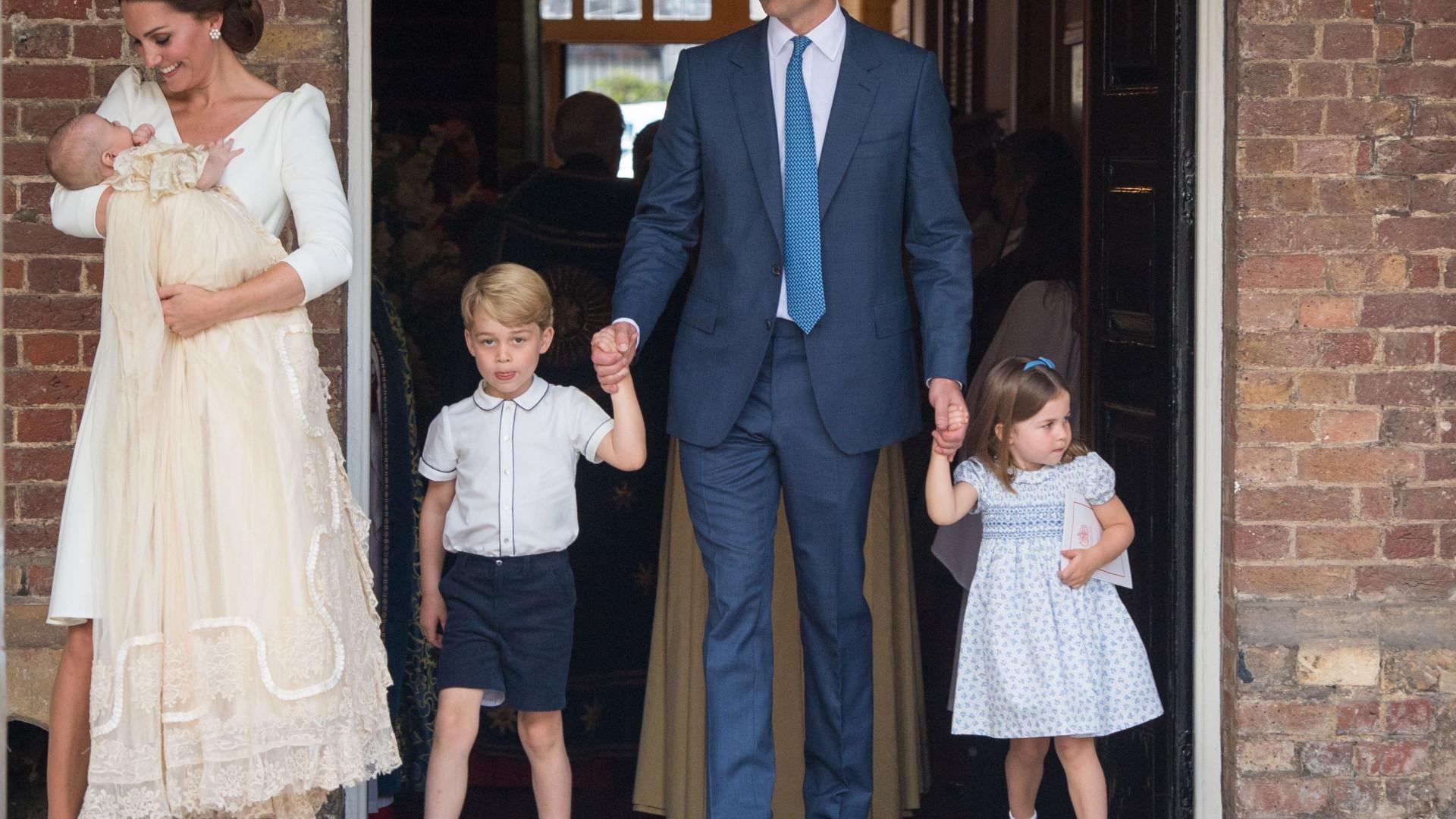 Ser pai teve efeitos psicológicos no príncipe William
