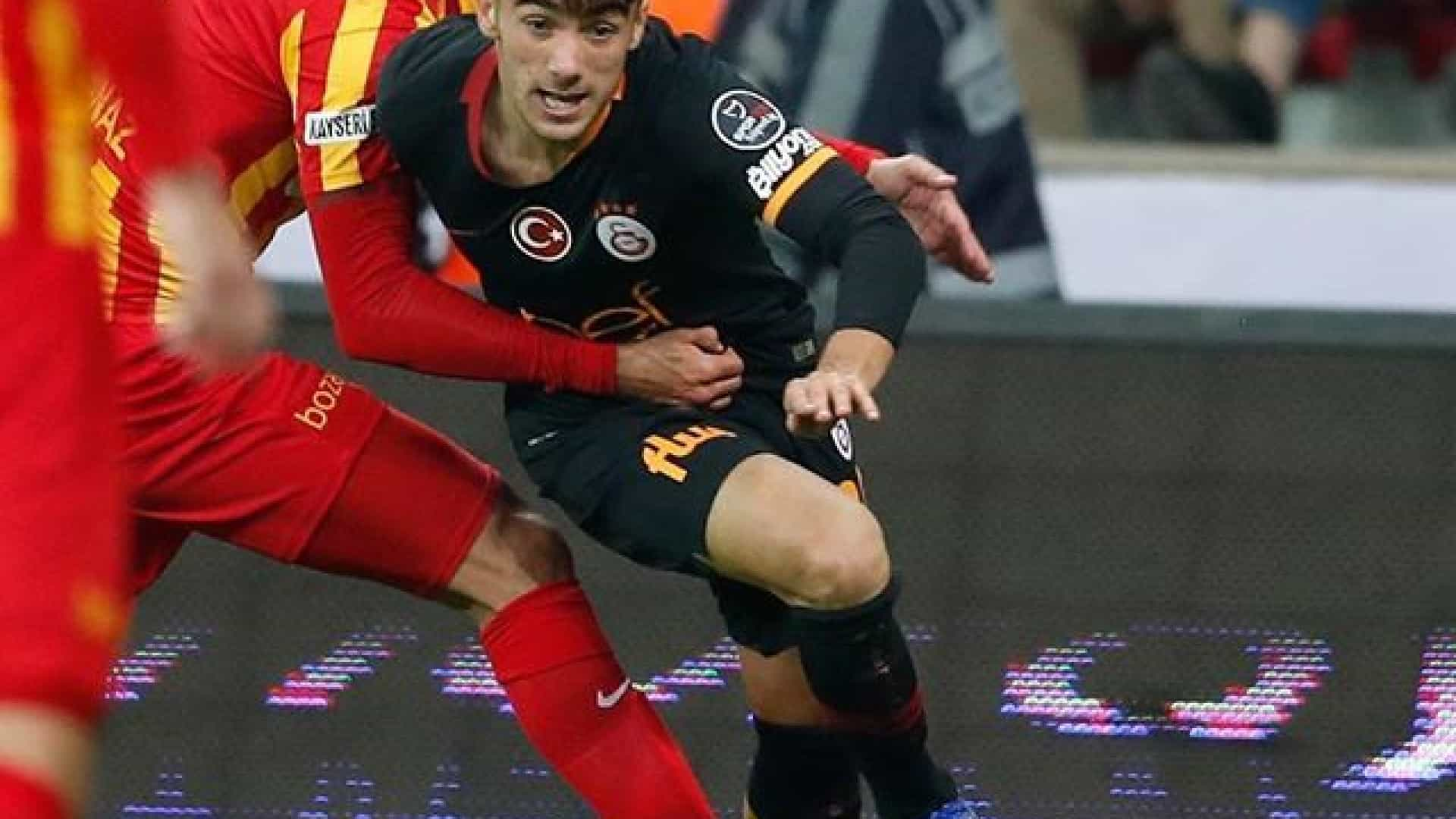 ESPN coloca promessa do Galatasaray no radar do Benfica ec6a7de6a8f4e