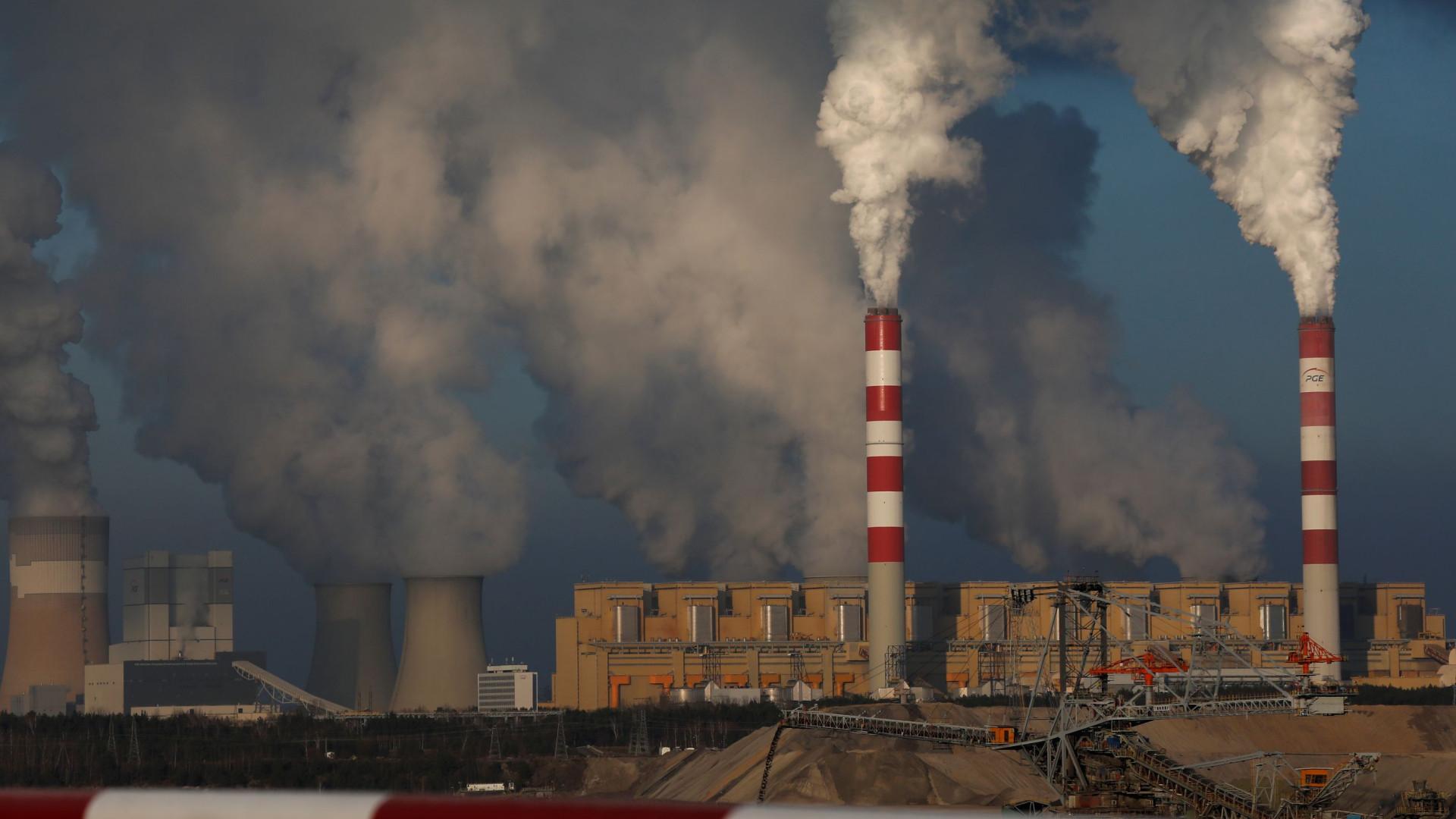 """Alterações climáticas """"vão fomentar conflitos"""", diz almirante"""