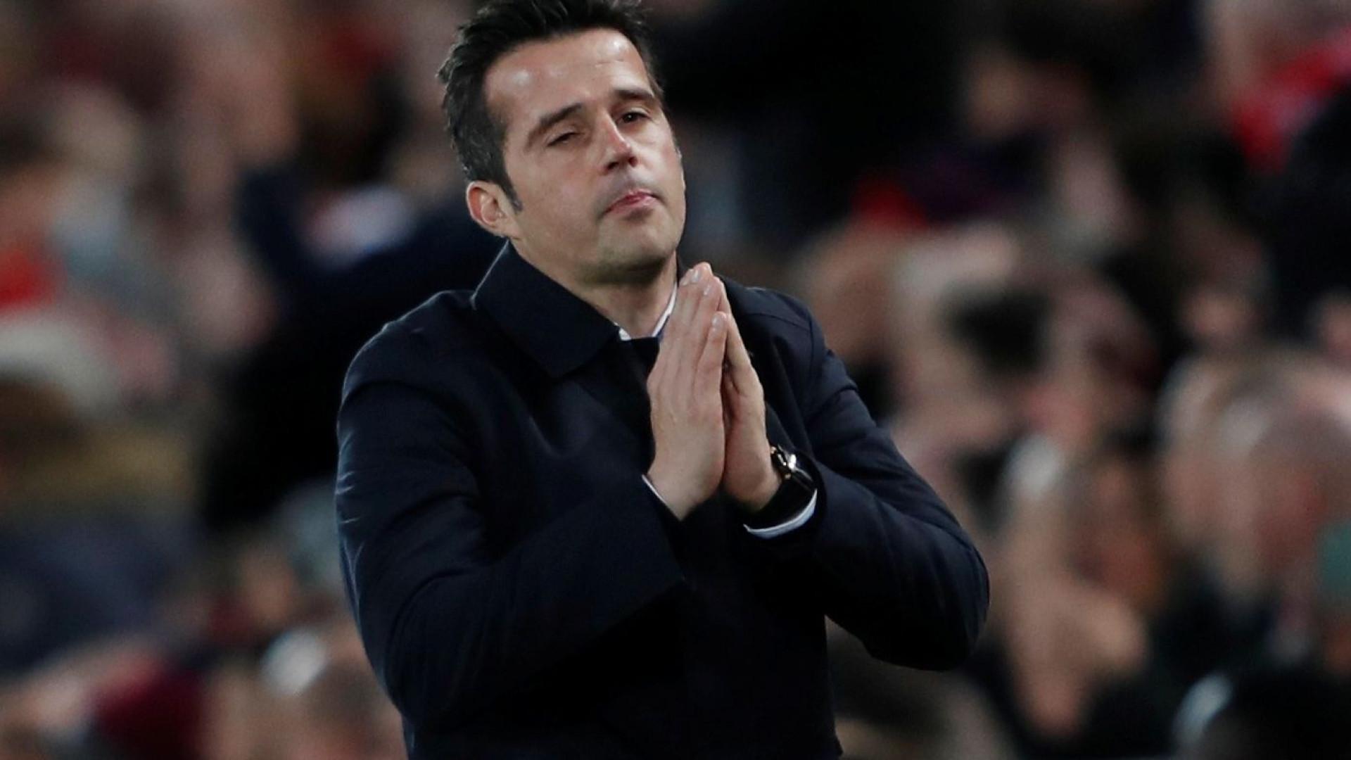 """Marco Silva: """"Klopp não me pediu desculpas"""""""