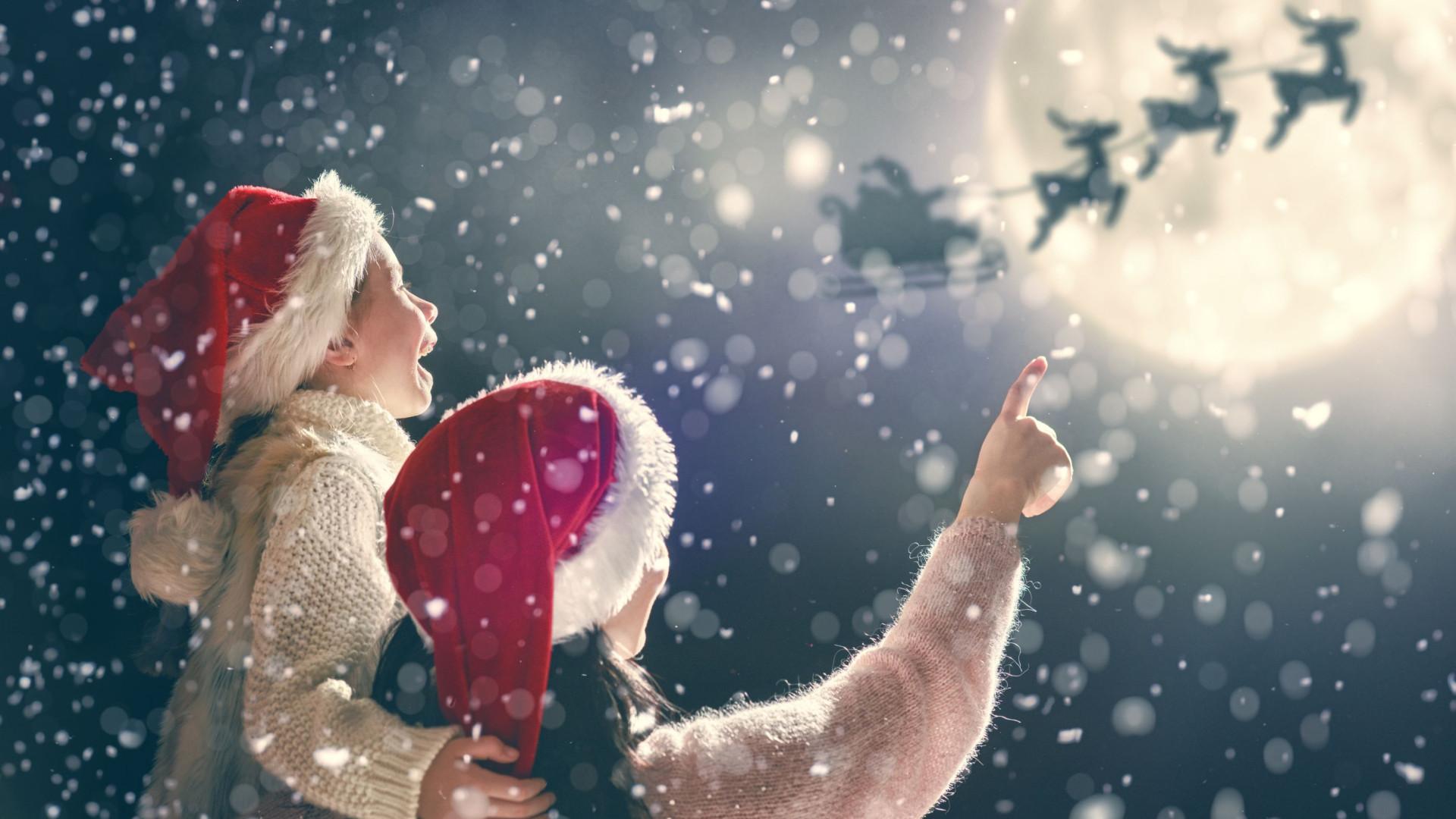 O Natal já chegou ao Parque Verde do LoureShopping