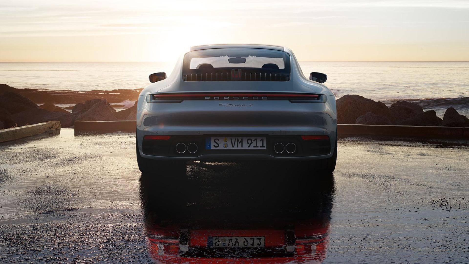Novo Porsche 911 finalmente revelado (com vídeo)