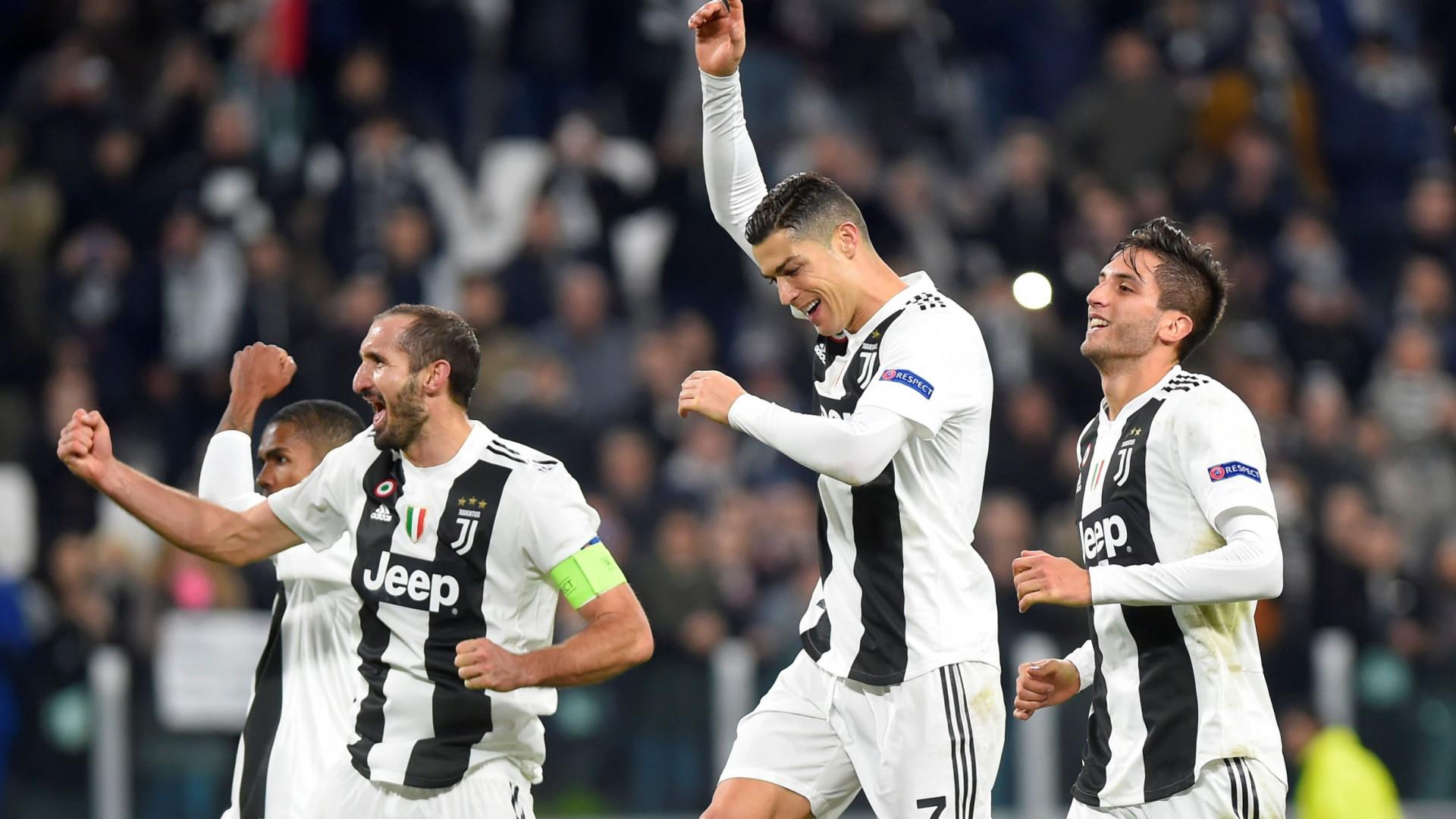 """""""Cristiano Ronaldo é a cereja no topo do bolo"""""""