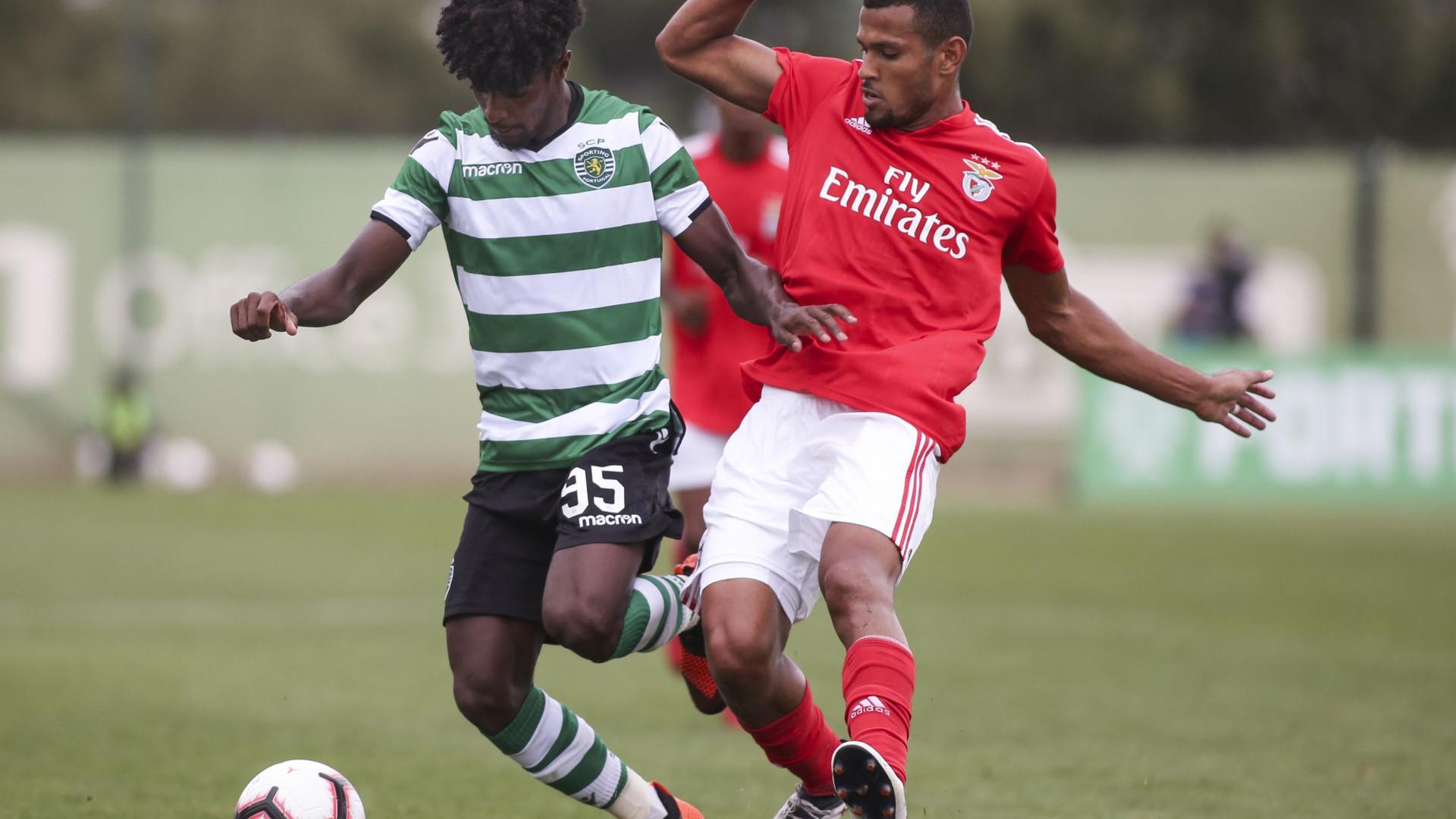 Sporting consegue arrancar empate frente ao Benfica no último suspiro