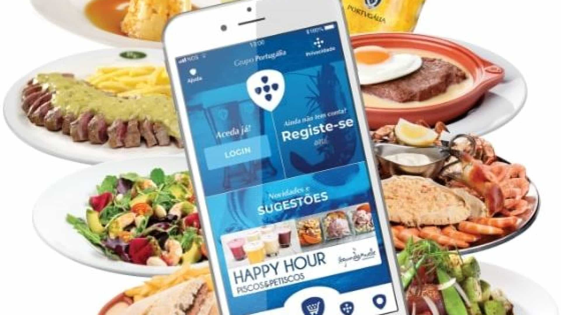 APPORTUGÁLIA: Mil delícias numa única app