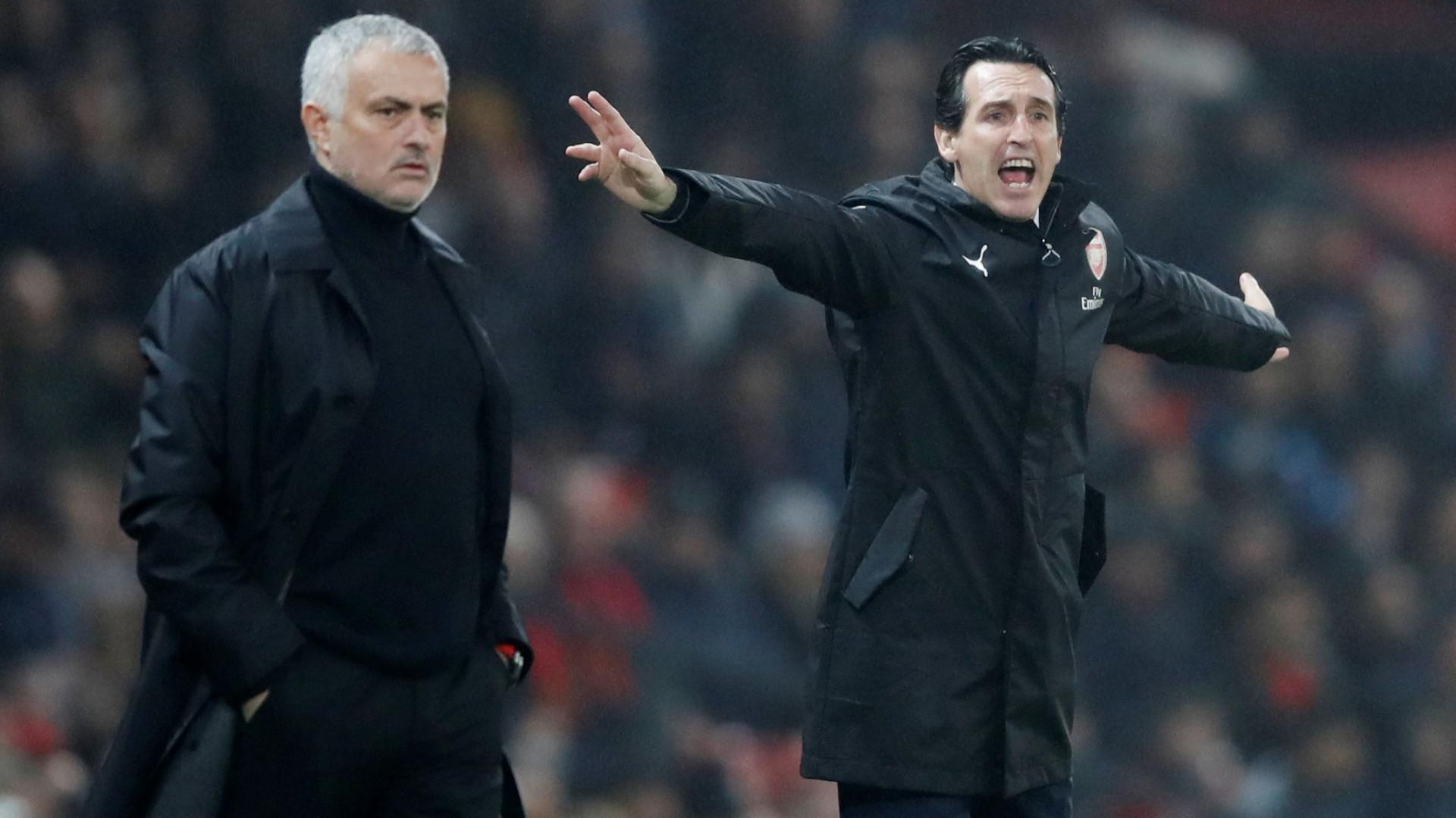 Manchester United e Arsenal anulam-se em jogo escaldante