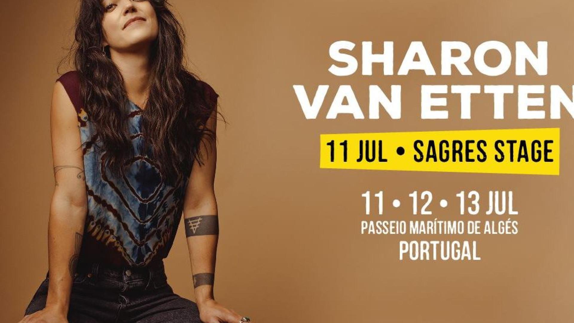Sharon Van Etten vai subir ao palco do NOS Alive´19