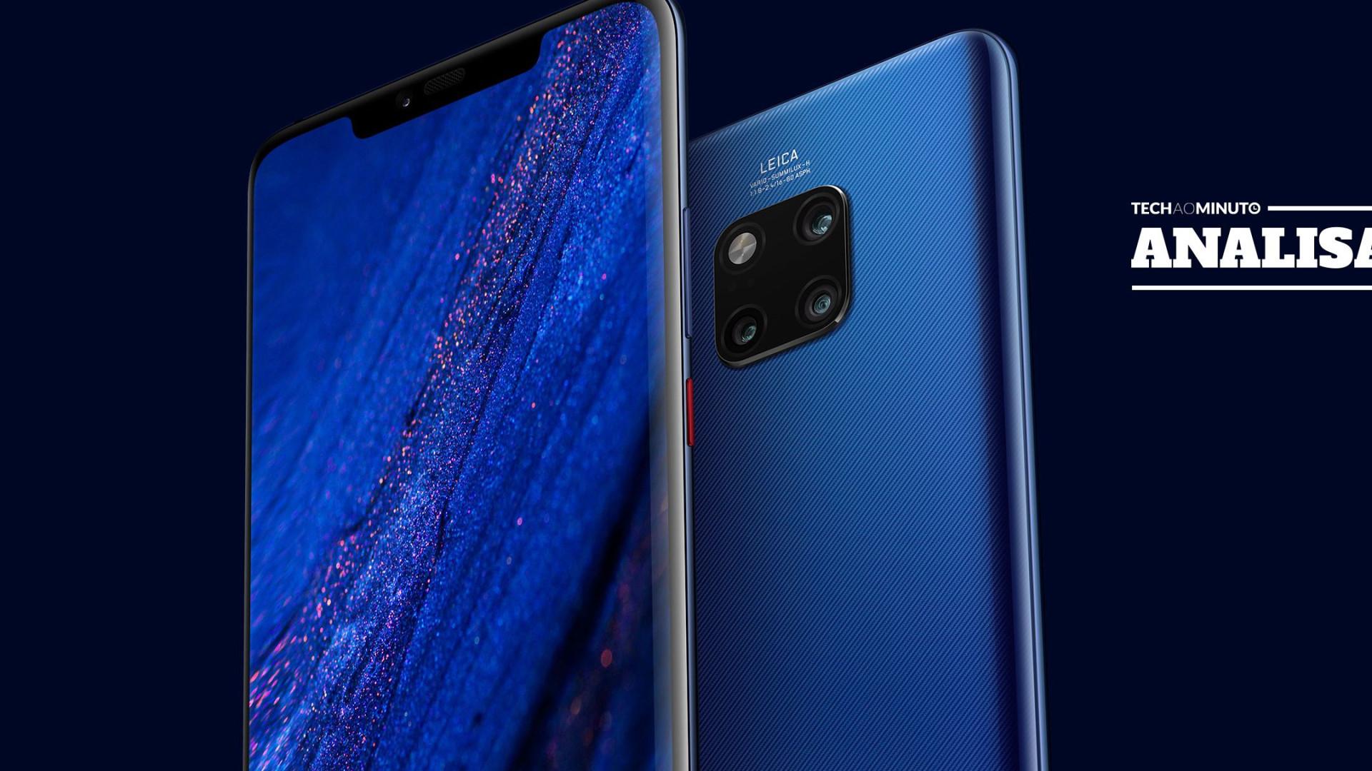Huawei Mate 20 Pro: O smartphone mais apetecível do ano