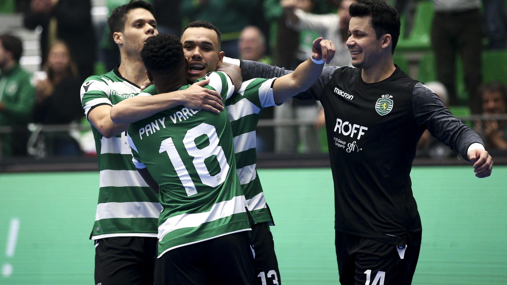 Guarda-redes do Sporting nomeado para prémio de melhor do Mundo