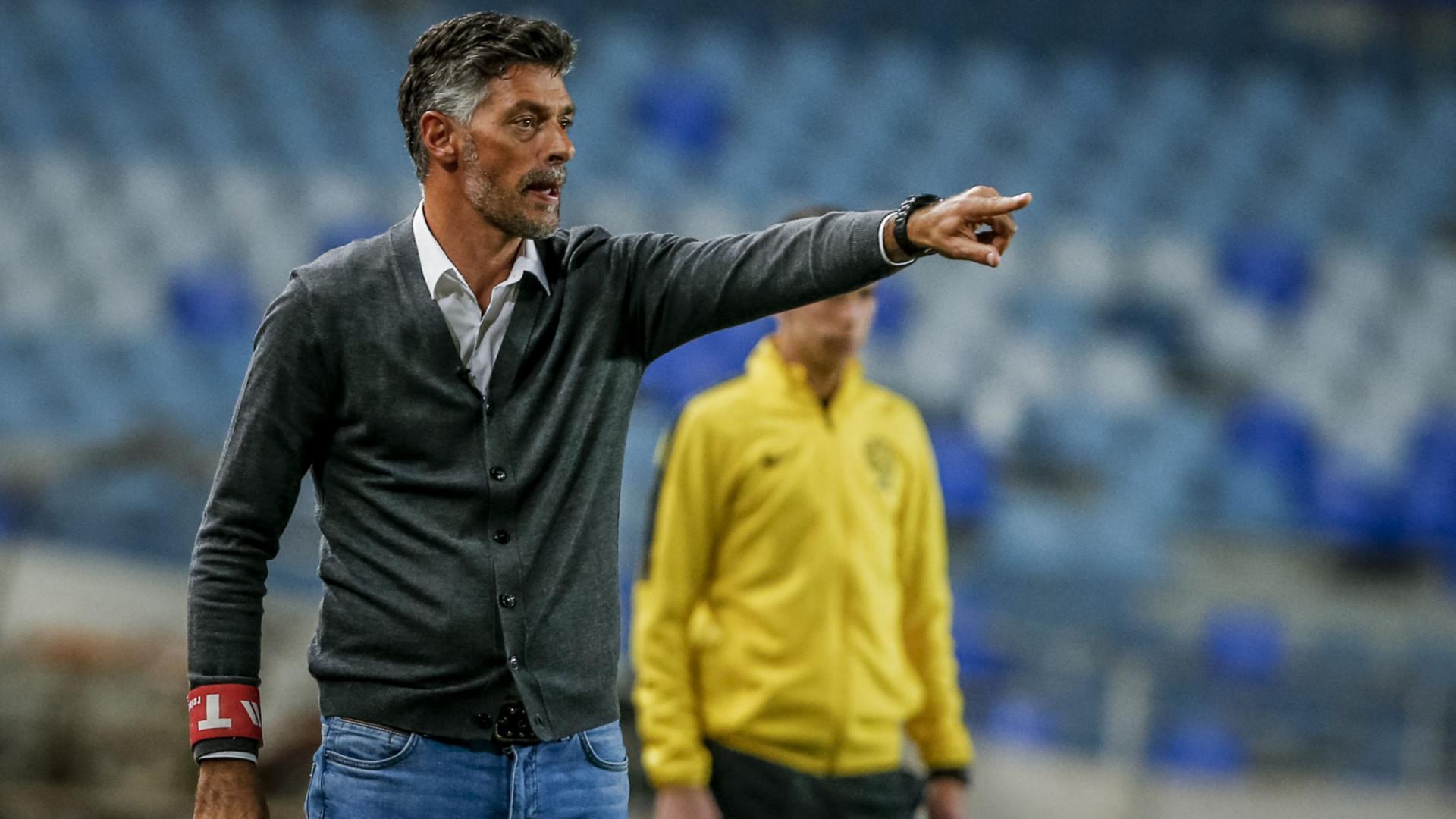João Manuel Pinto deixa mensagem de despedida emocionante ao Sertanense