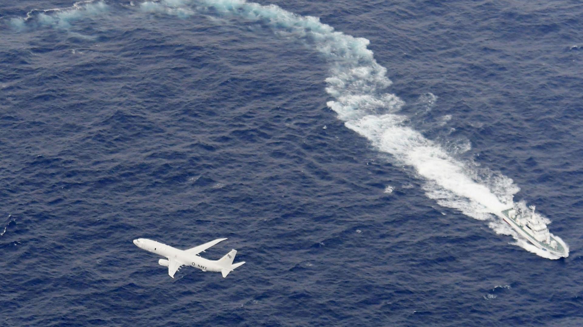 EUA anunciam morte de tripulante dos aviões que se despenharam no Japão