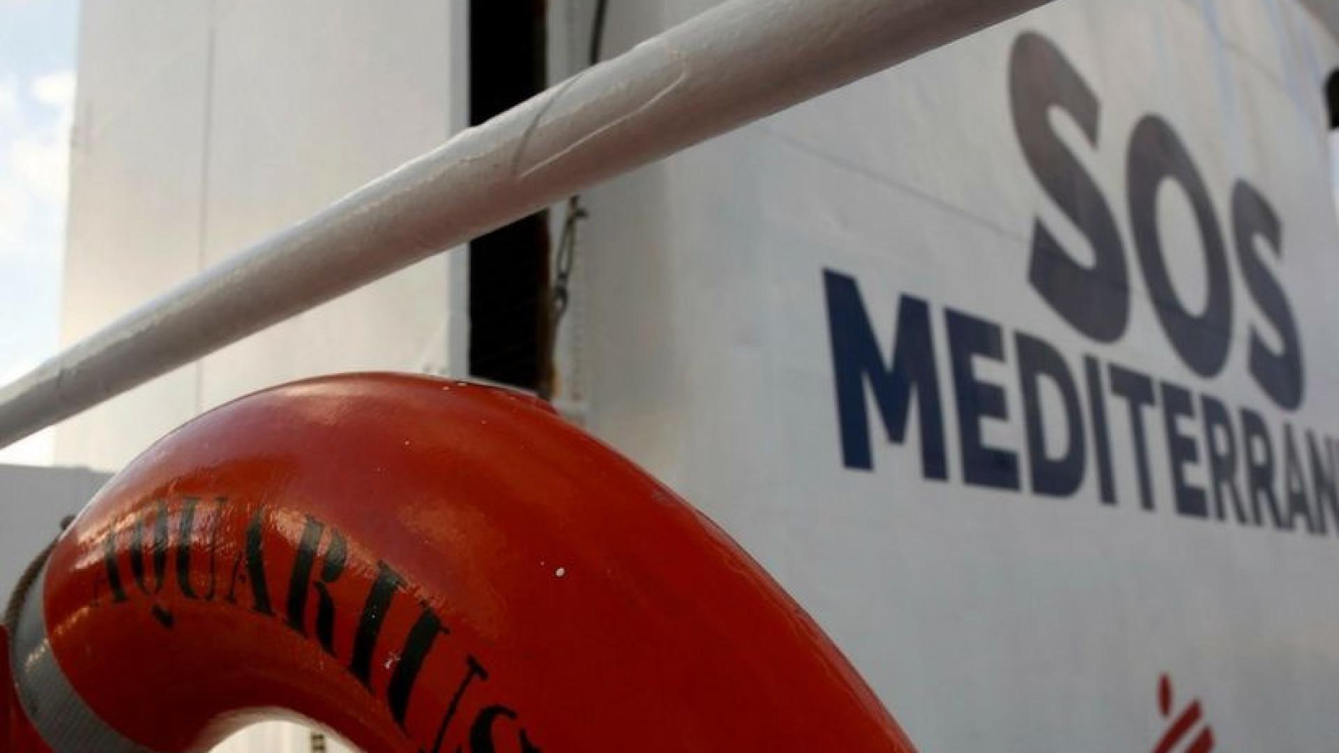 SOS Mediterranée quer regressar ao mar após fim das missões do Aquarius