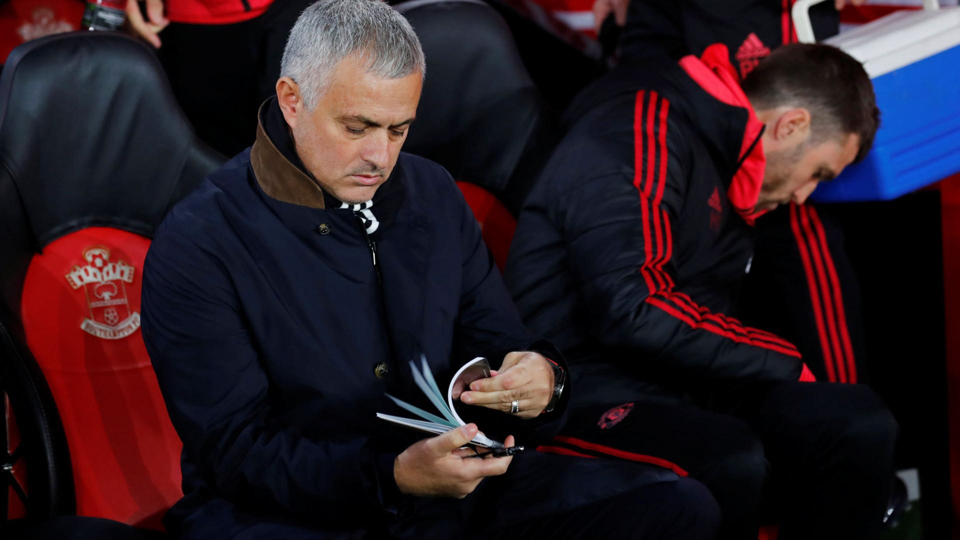 Mourinho explica situação de Fred, reforço milionário que chegou no verão