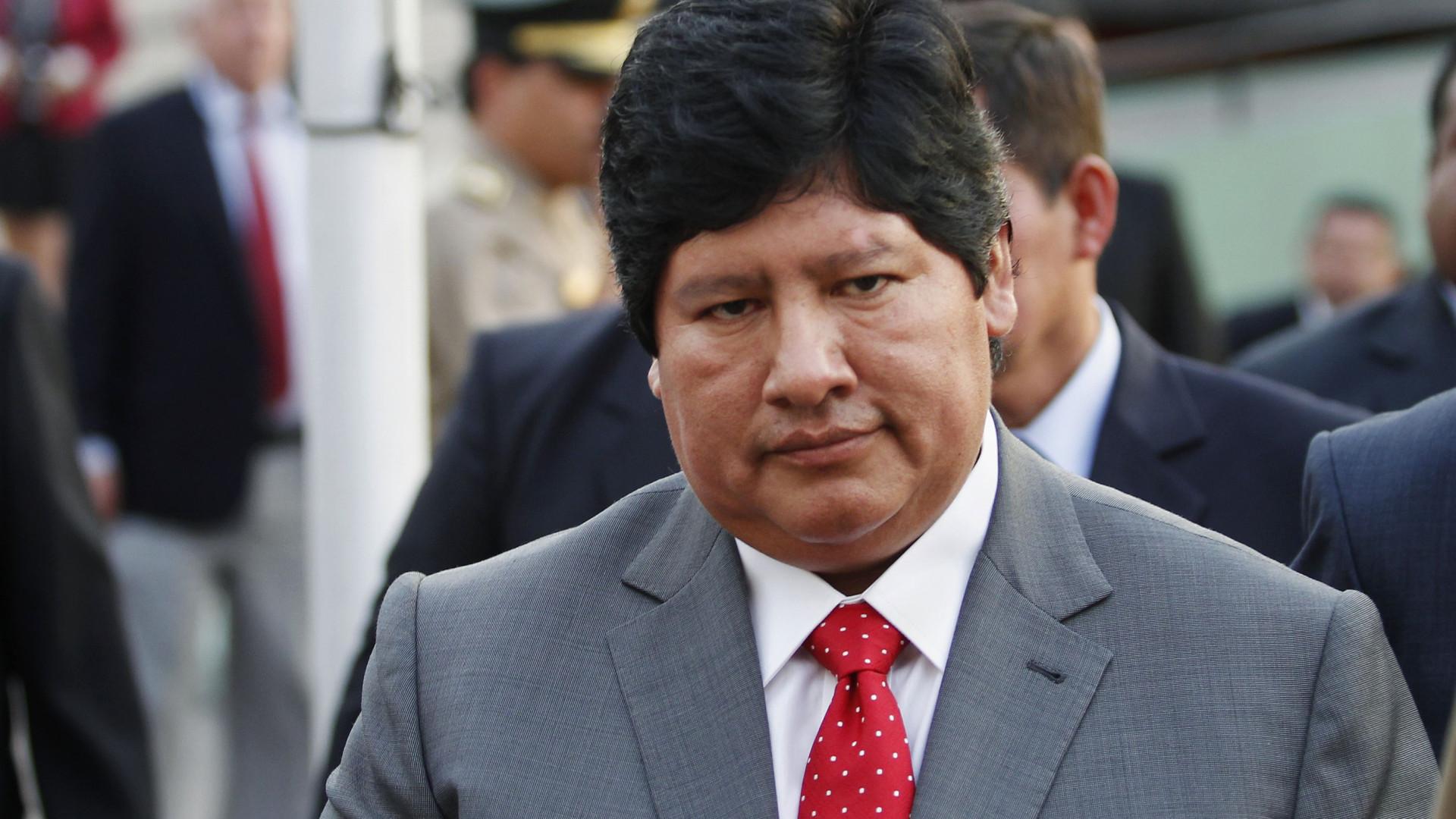 Presidente da federação peruana condenado a 18 meses de prisão preventiva