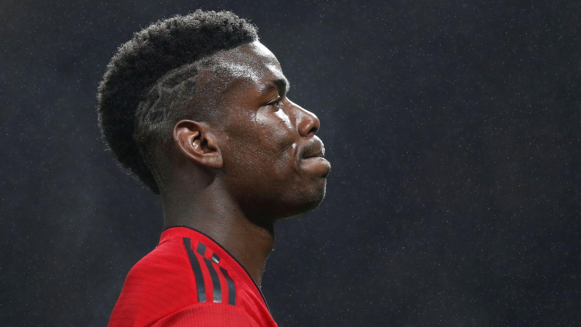 Tirada de Pogba após jogo com o Arsenal deixou jornalistas boquiabertos