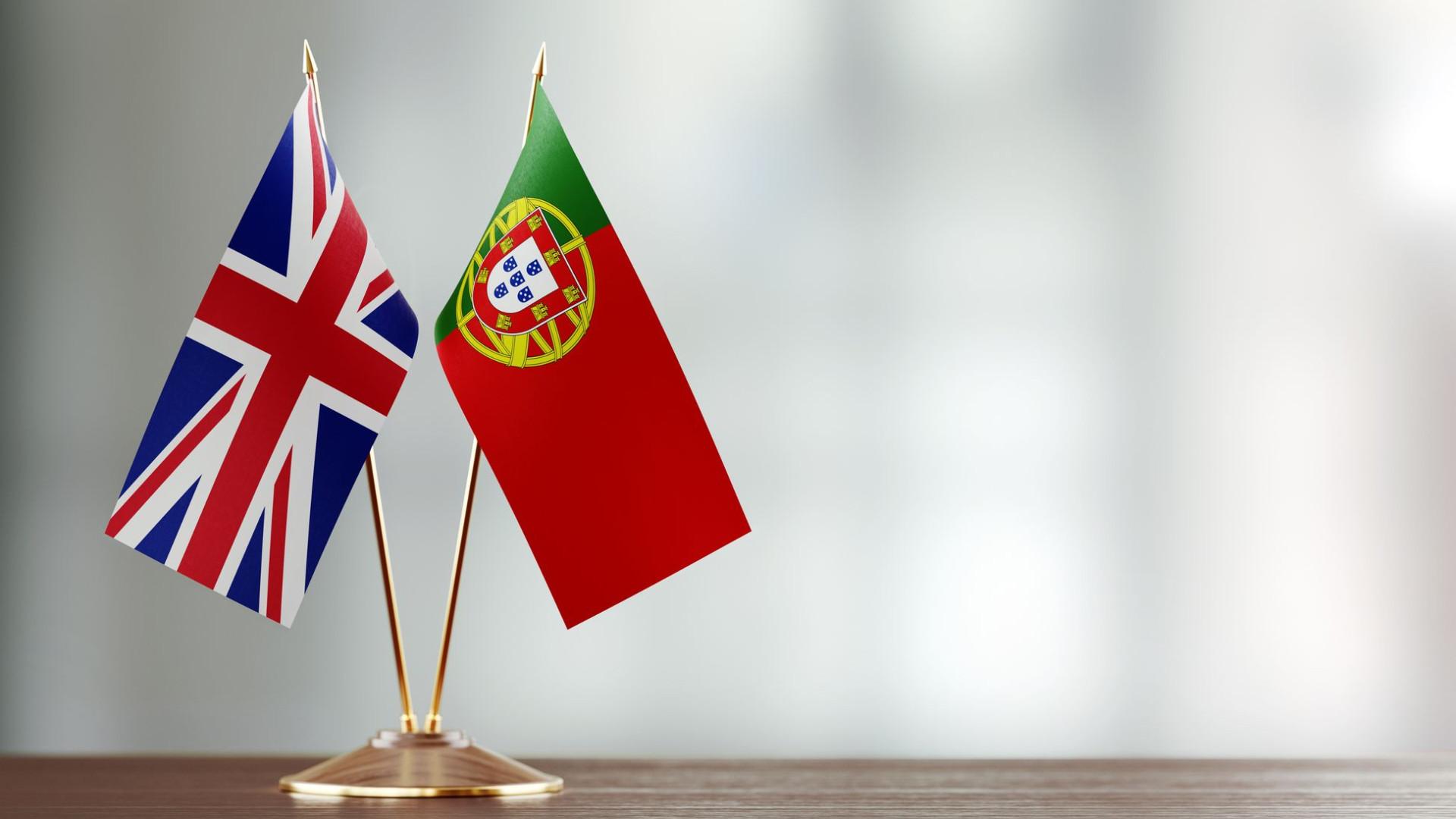 Transações aduaneiras ilícitas entre Portugal e Reino Unido fiscalizadas