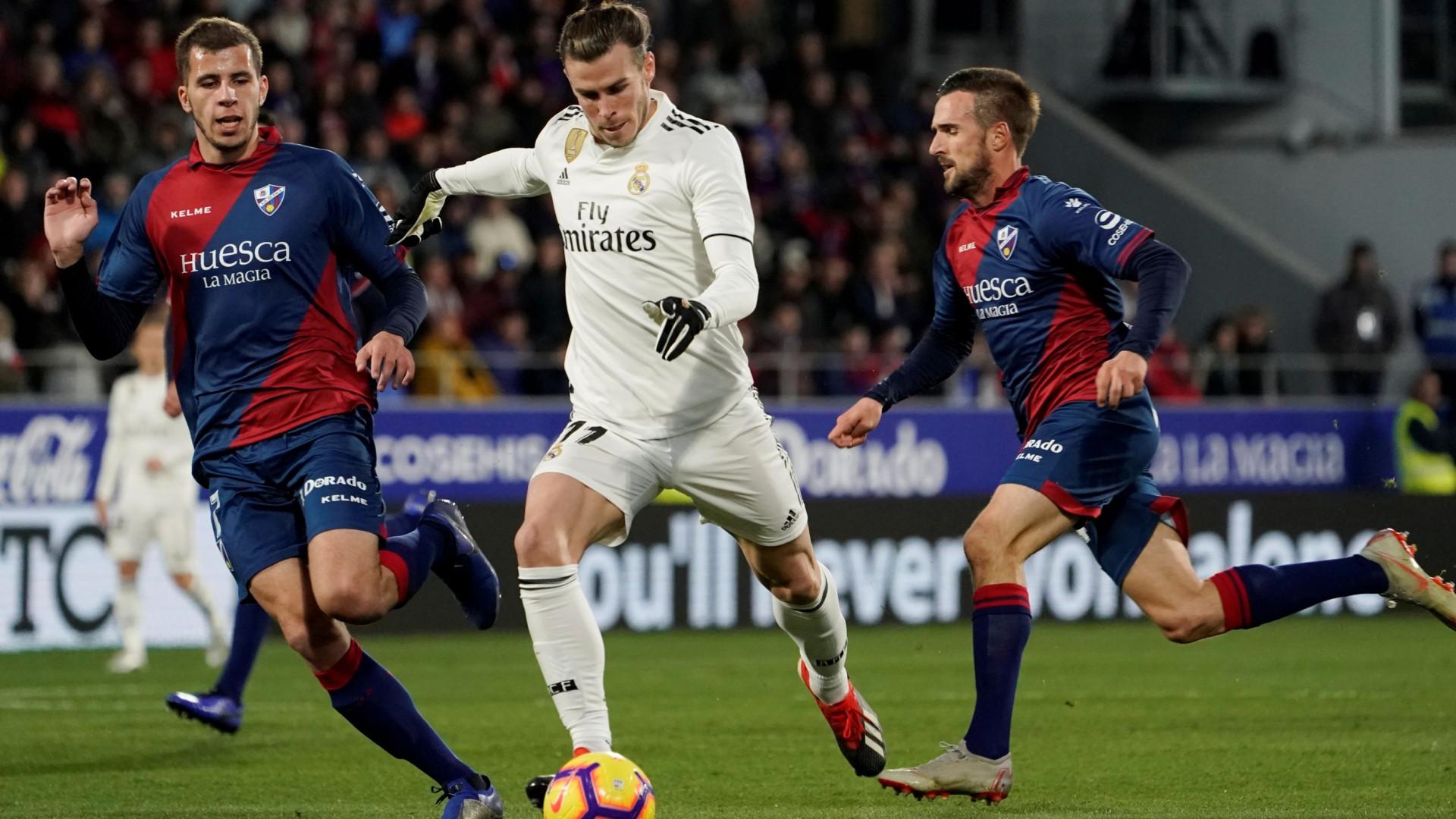 Real Madrid vence em Huesca e regressa aos lugares de Champions
