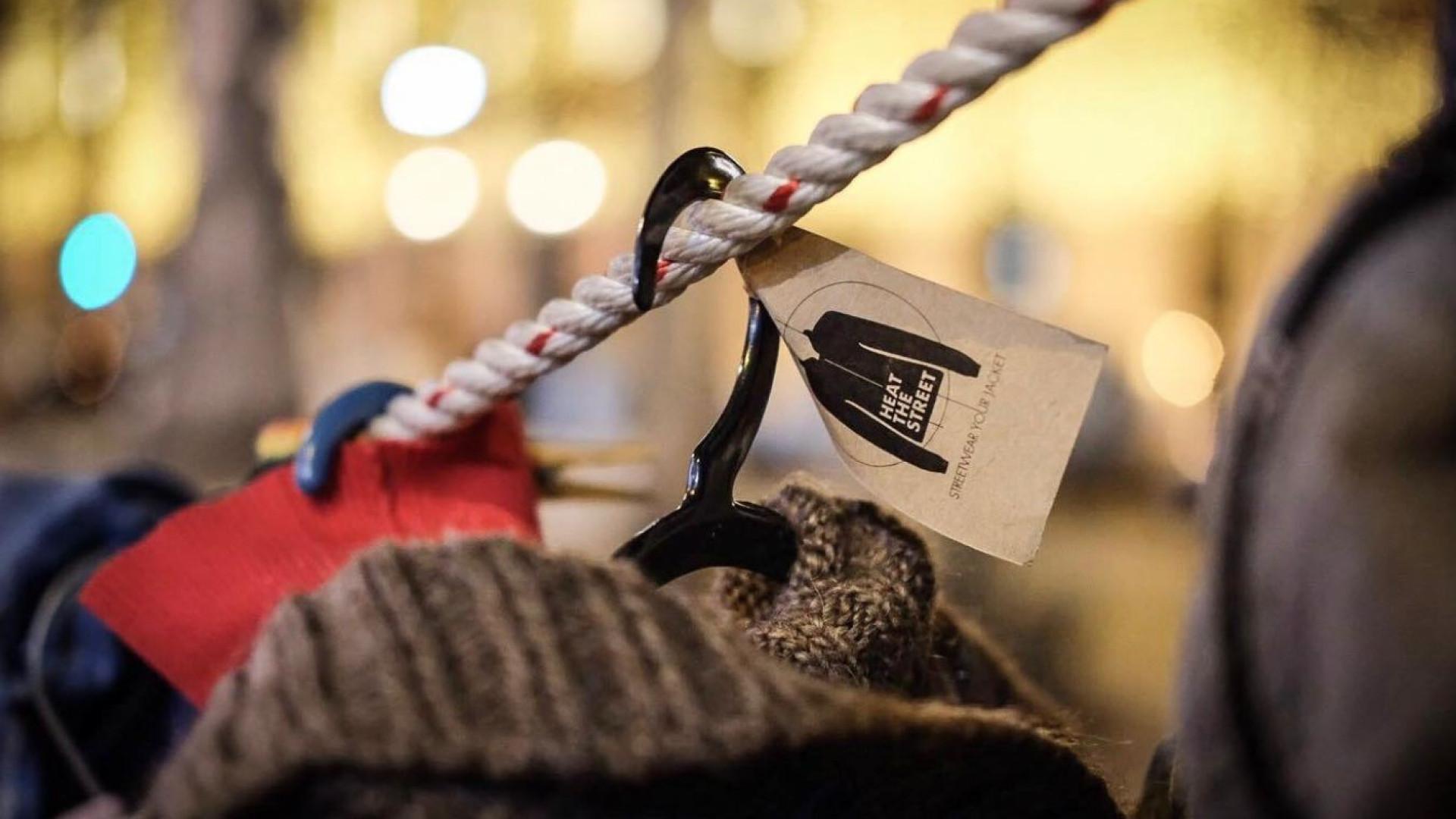 ZIPPY recolhe mais de 700 agasalhos para a operação Heat the Street