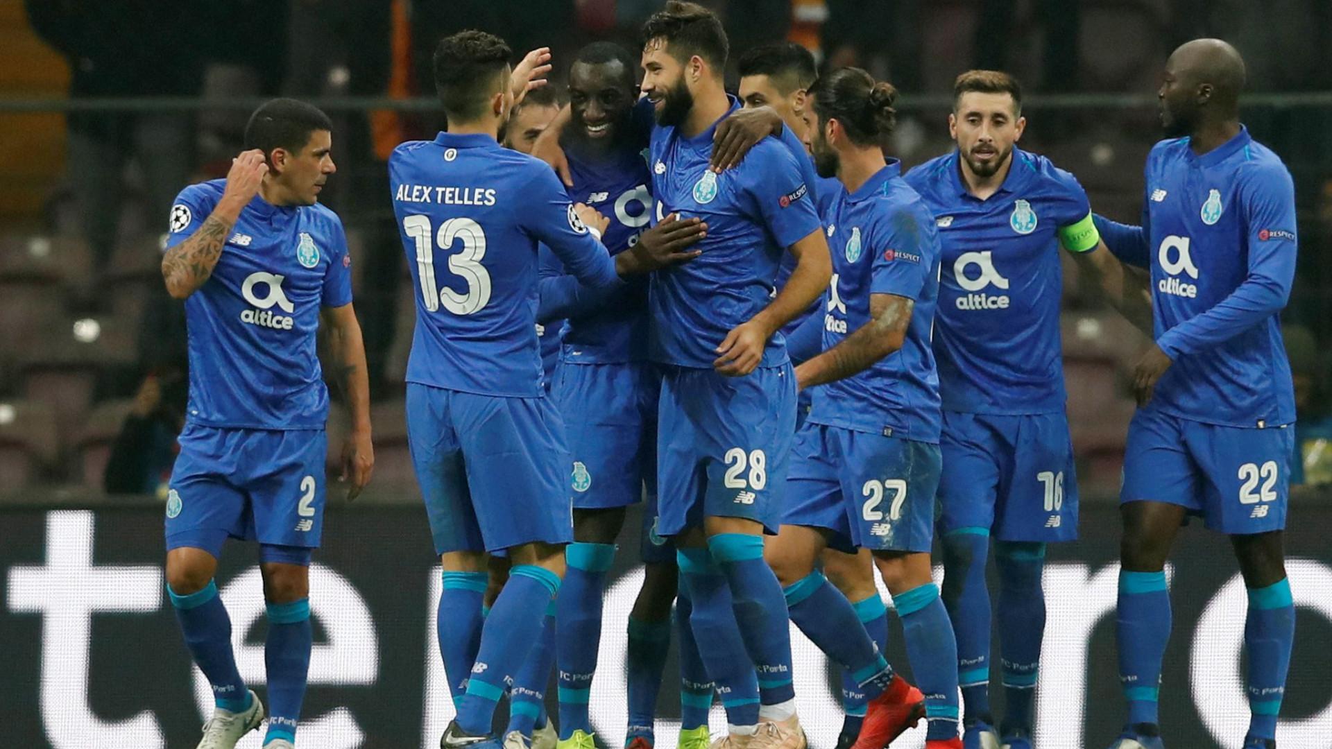 FC Porto é cabeça de série mas pode apanhar alguns 'tubarões' nos oitavos