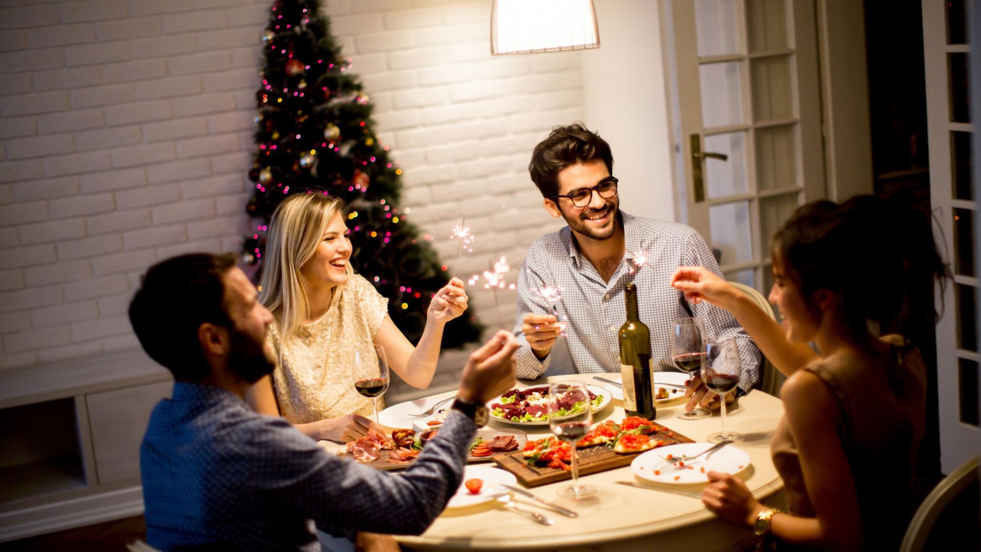 Afinal, qual é a ceia de Natal mais calórica da Europa?