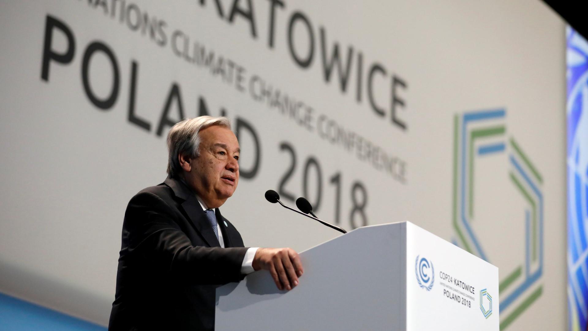 """Resultado da COP24 """"demonstra resistência do Acordo de Paris"""""""